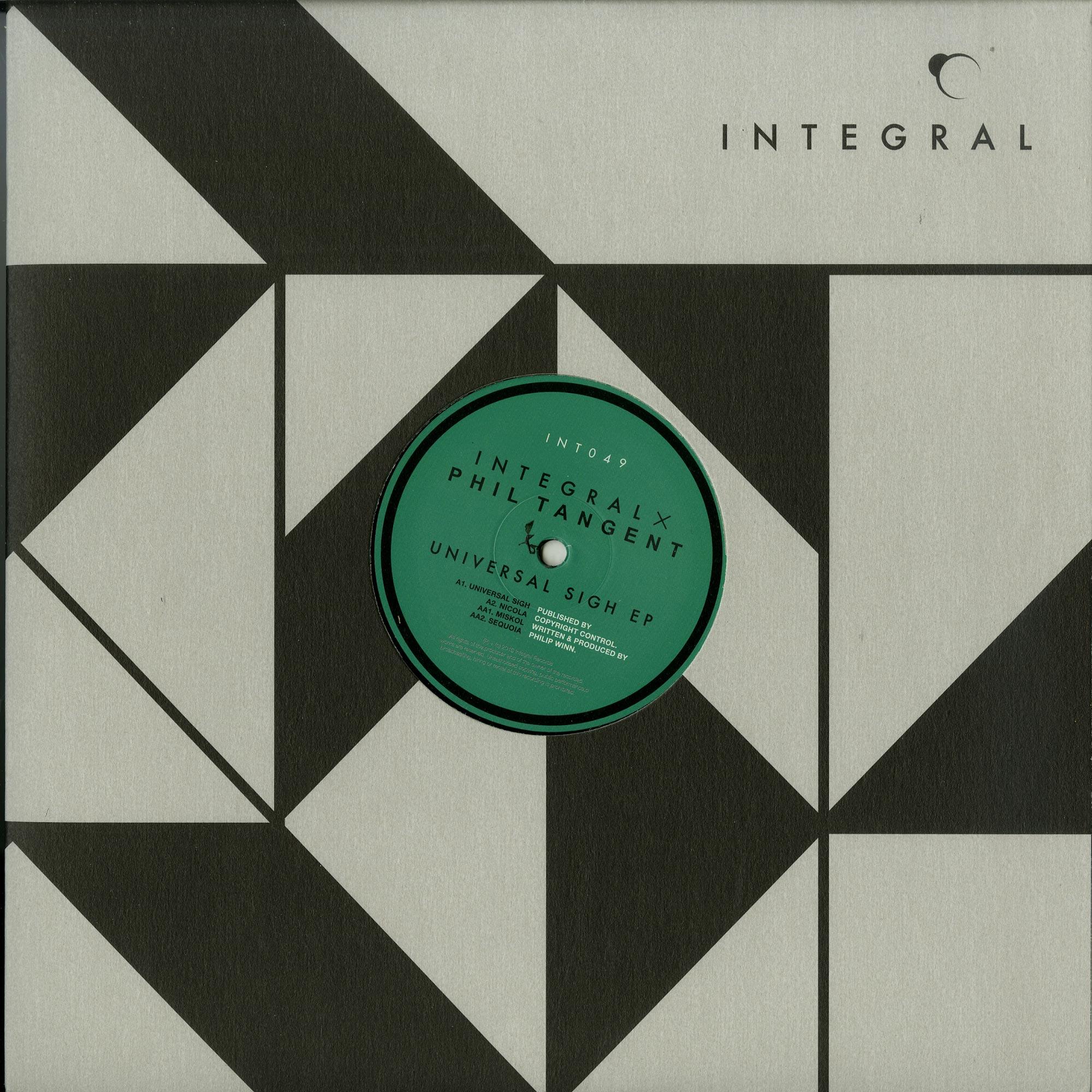 Phil Tangent - UNIVERSAL SIGHT EP