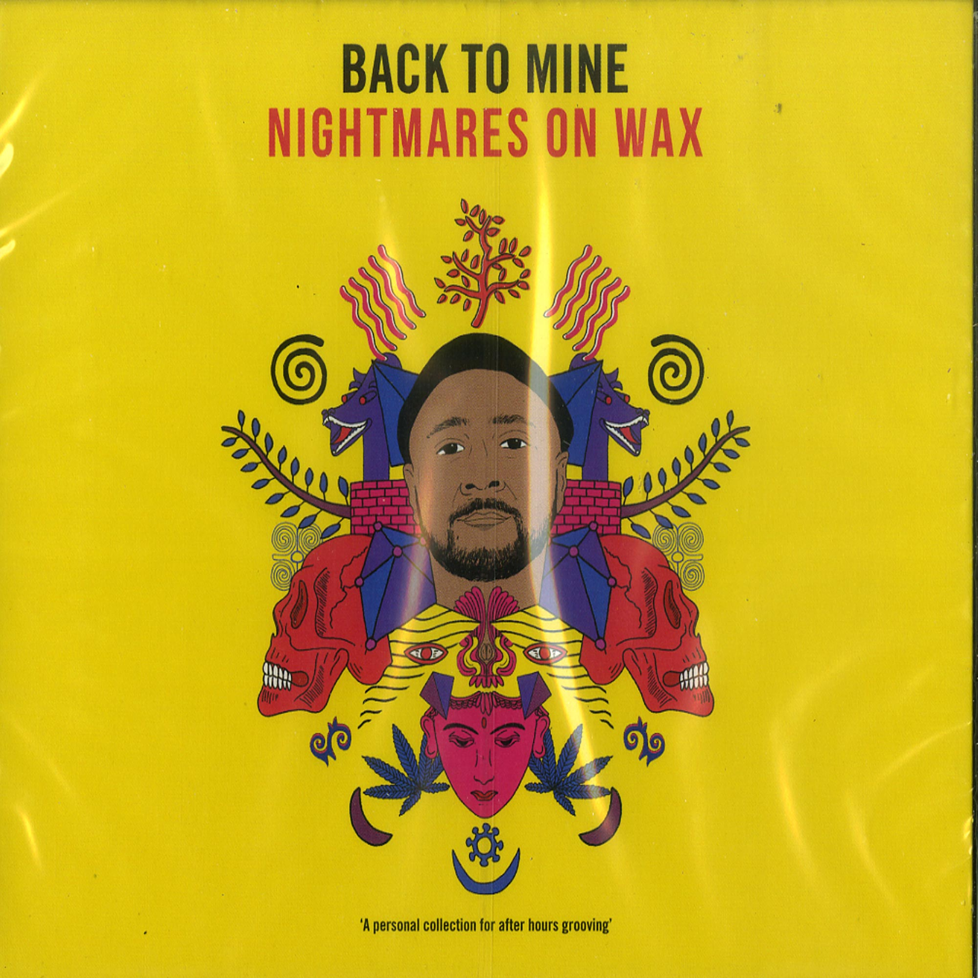 Nightmares On Wax Presents... - BACK TO MINE