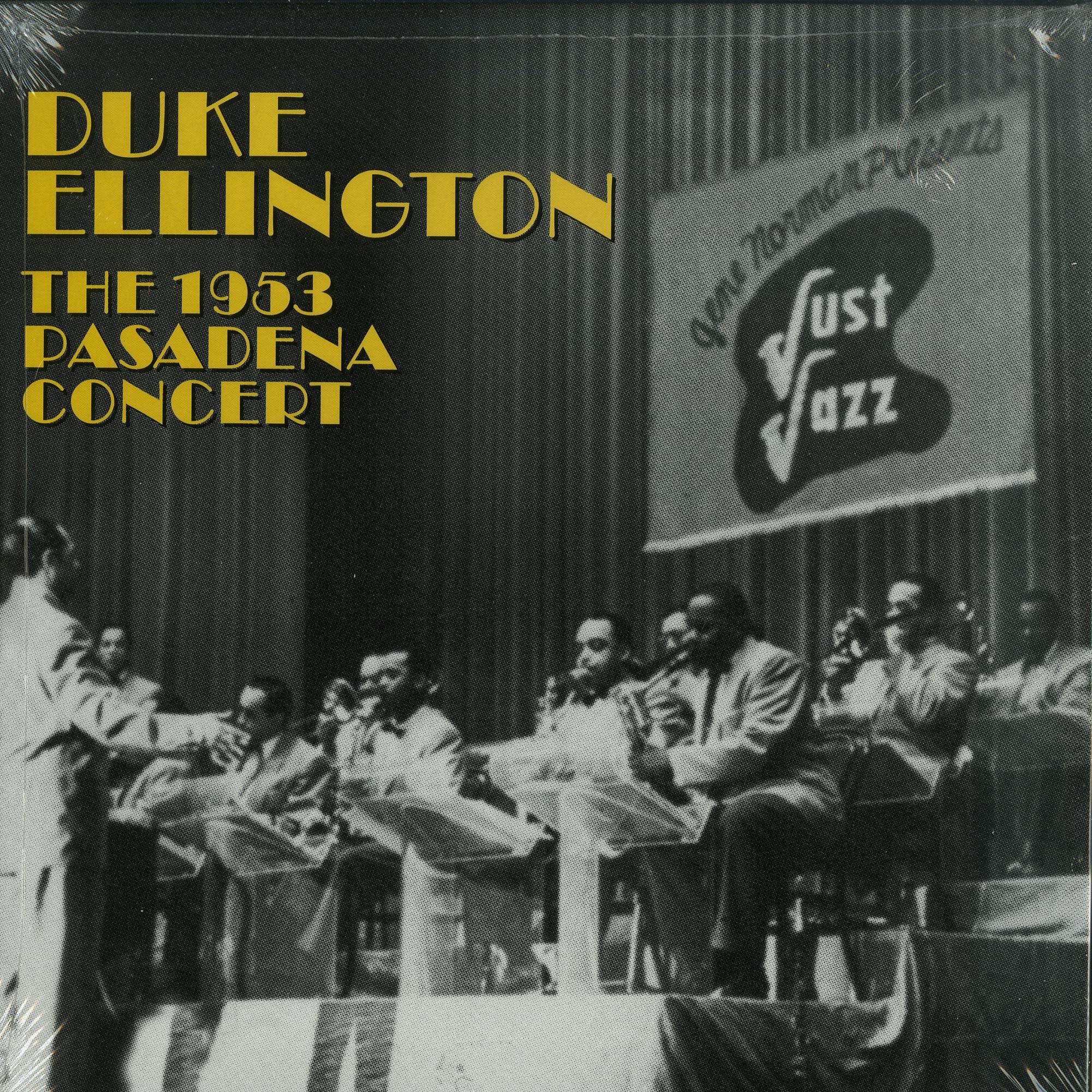 Duke Ellington - THE 1953 PASADENA CONCERT