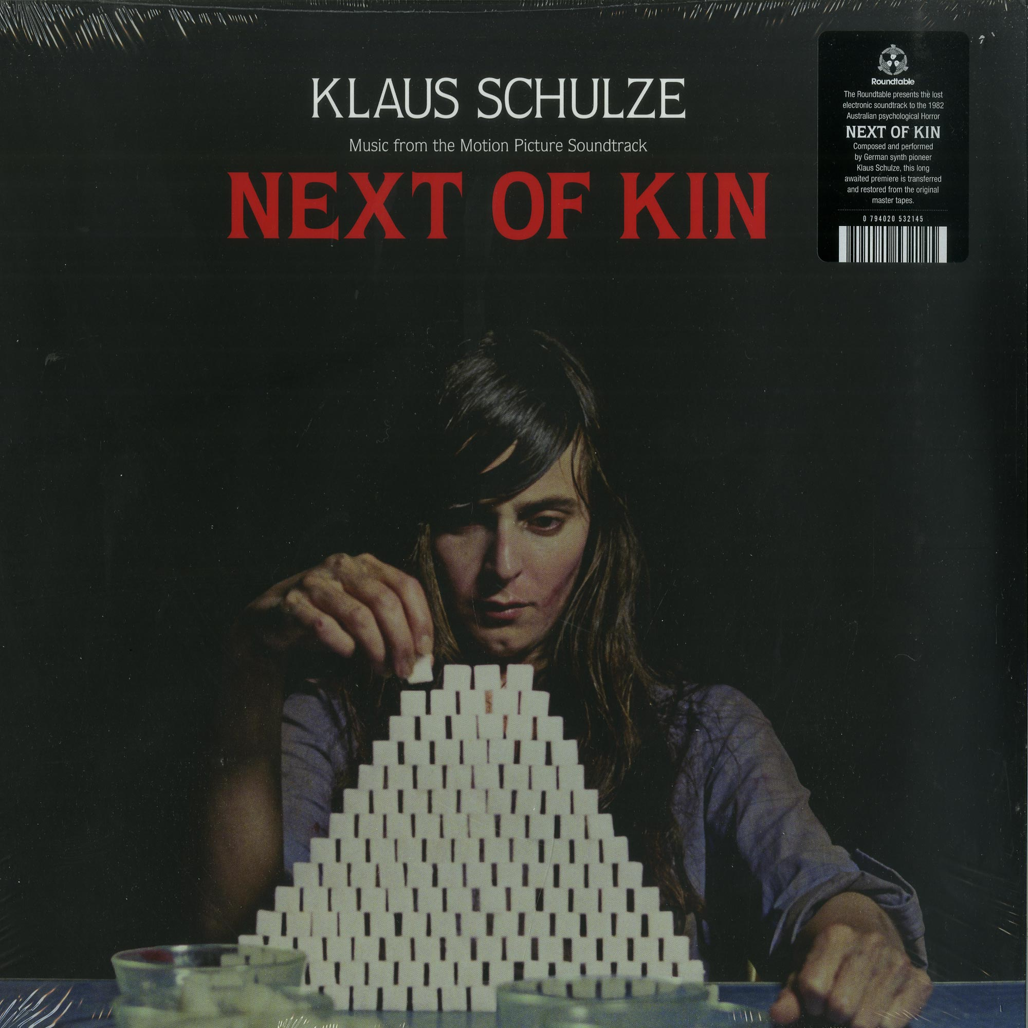 Klaus Schulze - NEXT OF KIN O.S.T.