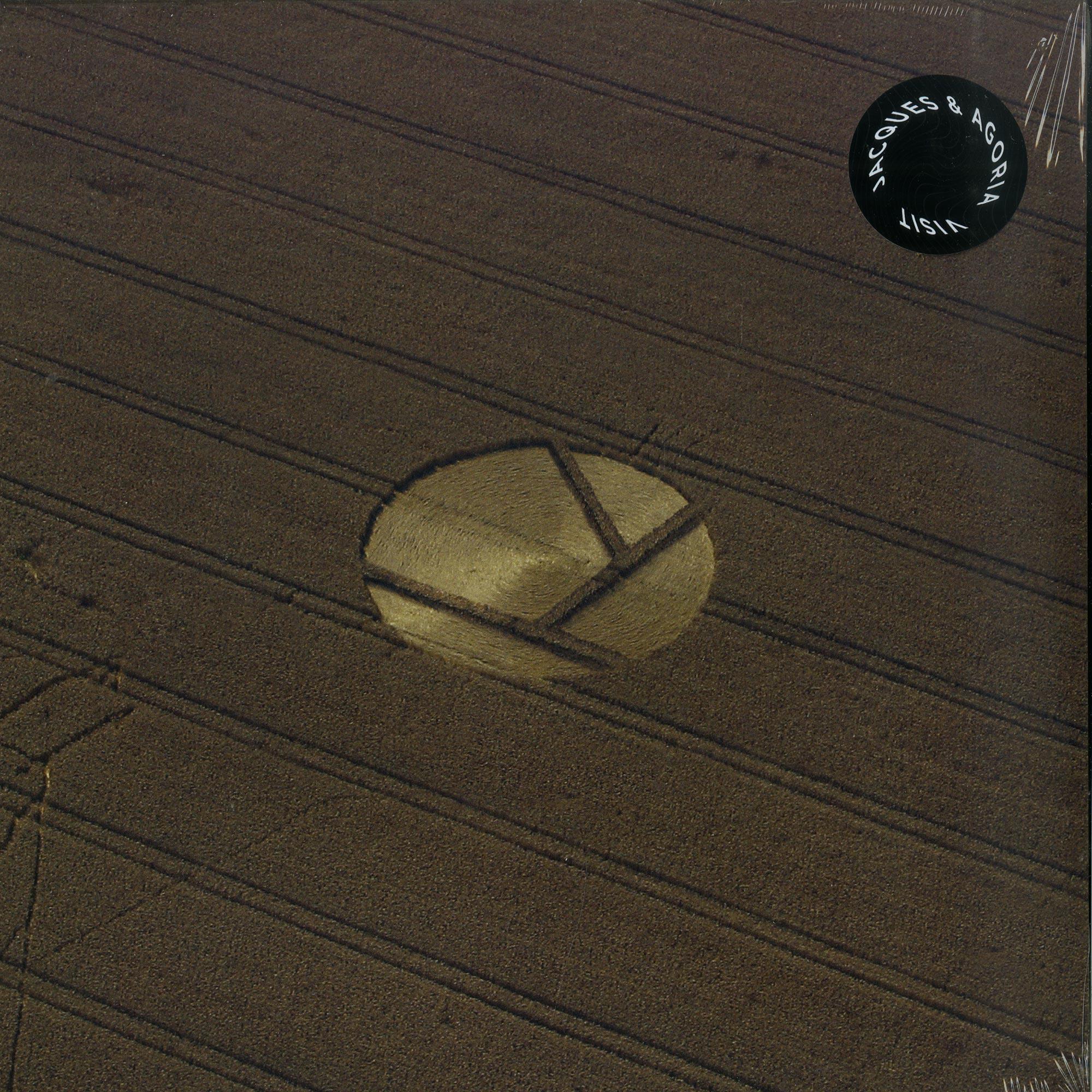 Jacques & Agoria - VISIT EP