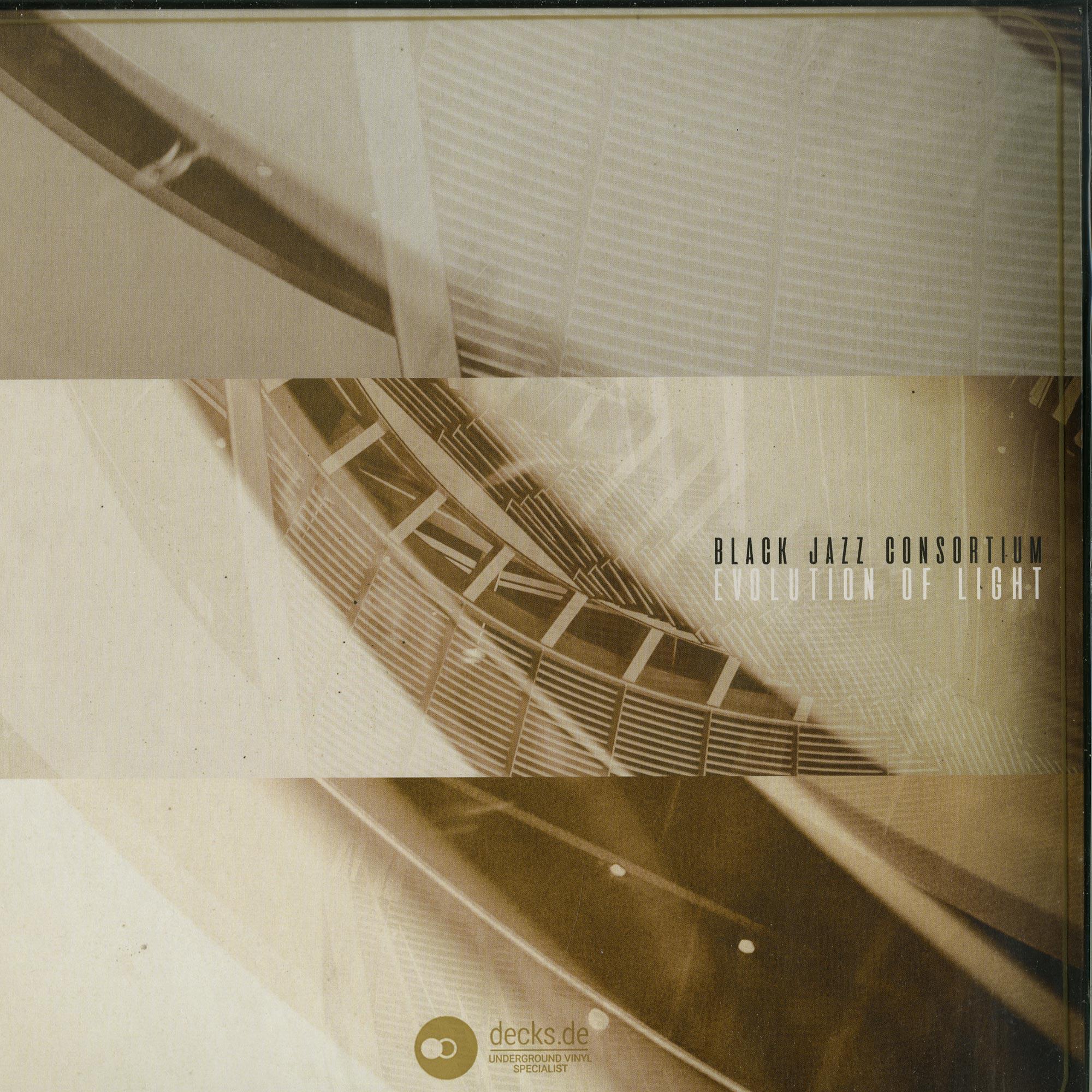 Black Jazz Consortium - EVOLUTION OF LIGHT