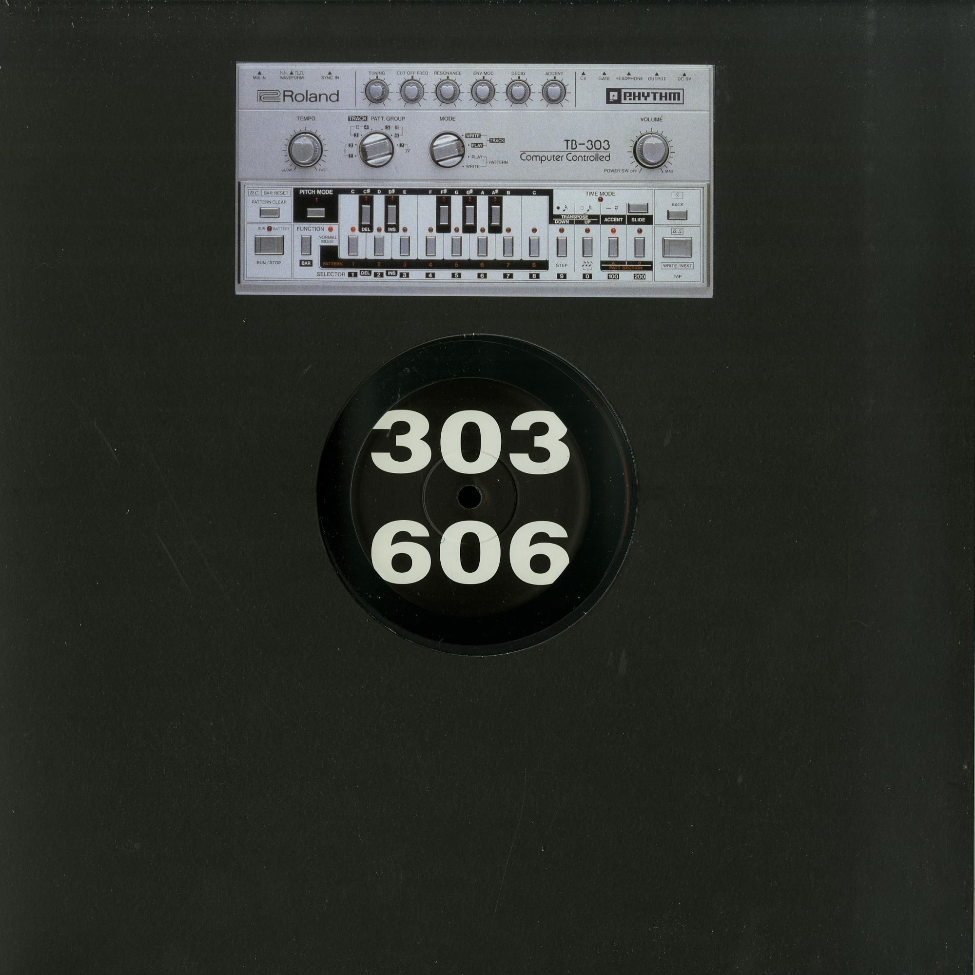 Unknown Artists - 303 606 EP