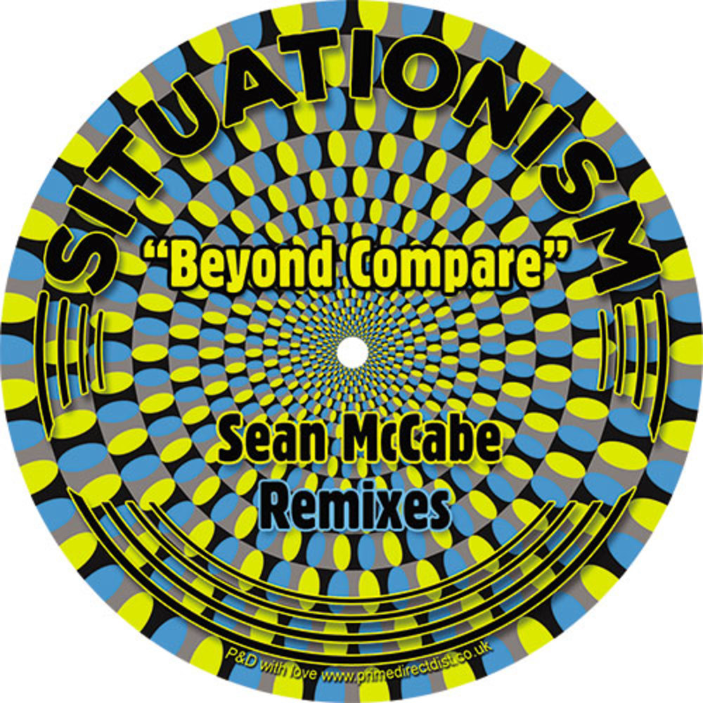 Situation feat Andre Espeut - BEYOND COMPARE