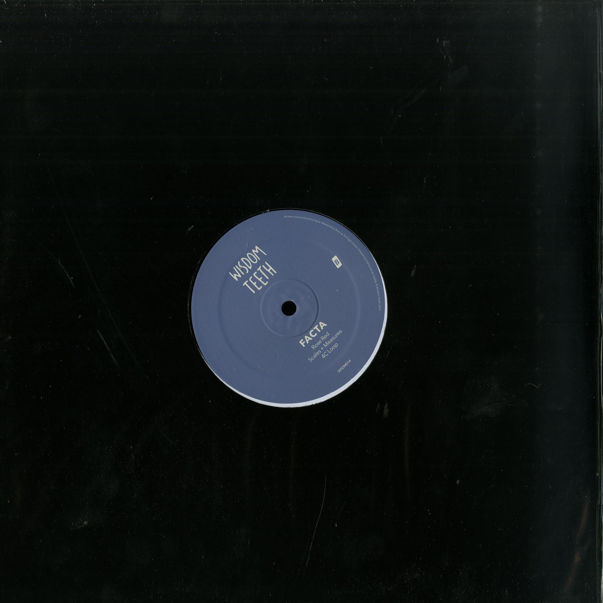 Facta - SCALES + MEASURES EP