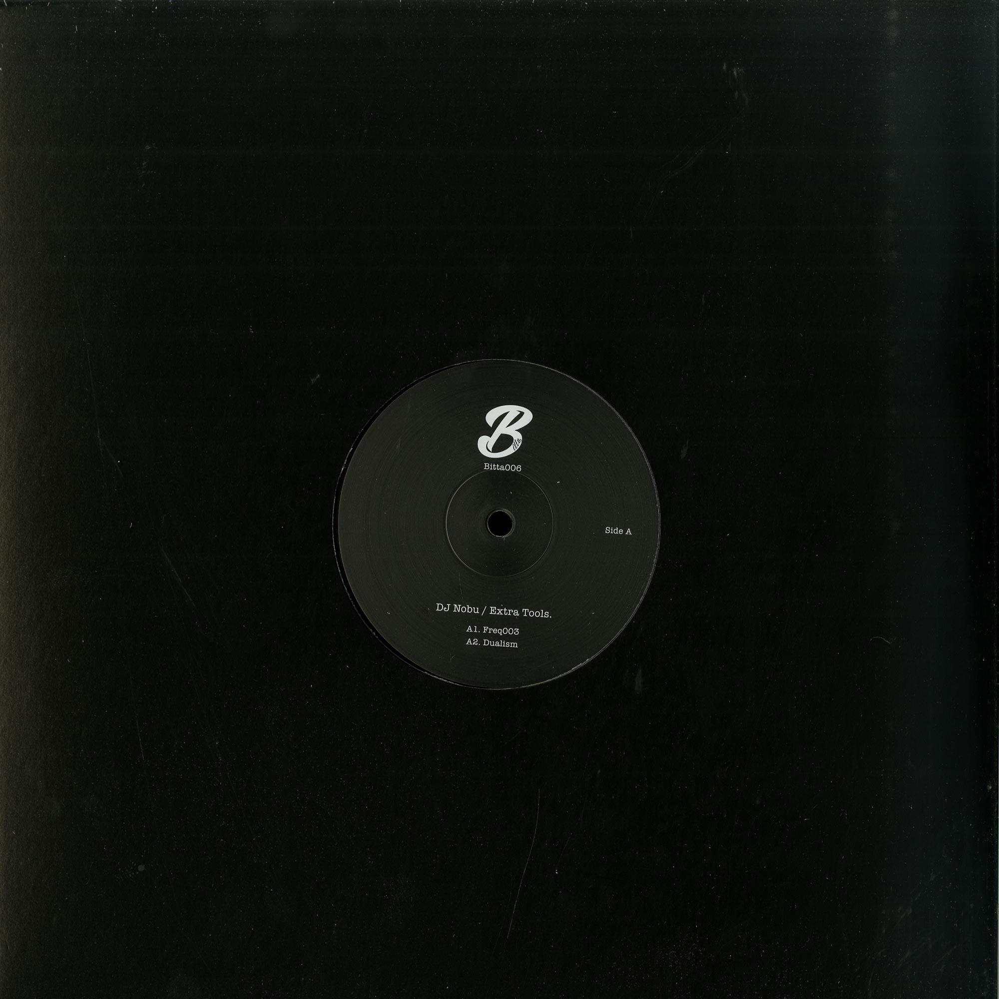 DJ Nobu - EXTRA TOOLS