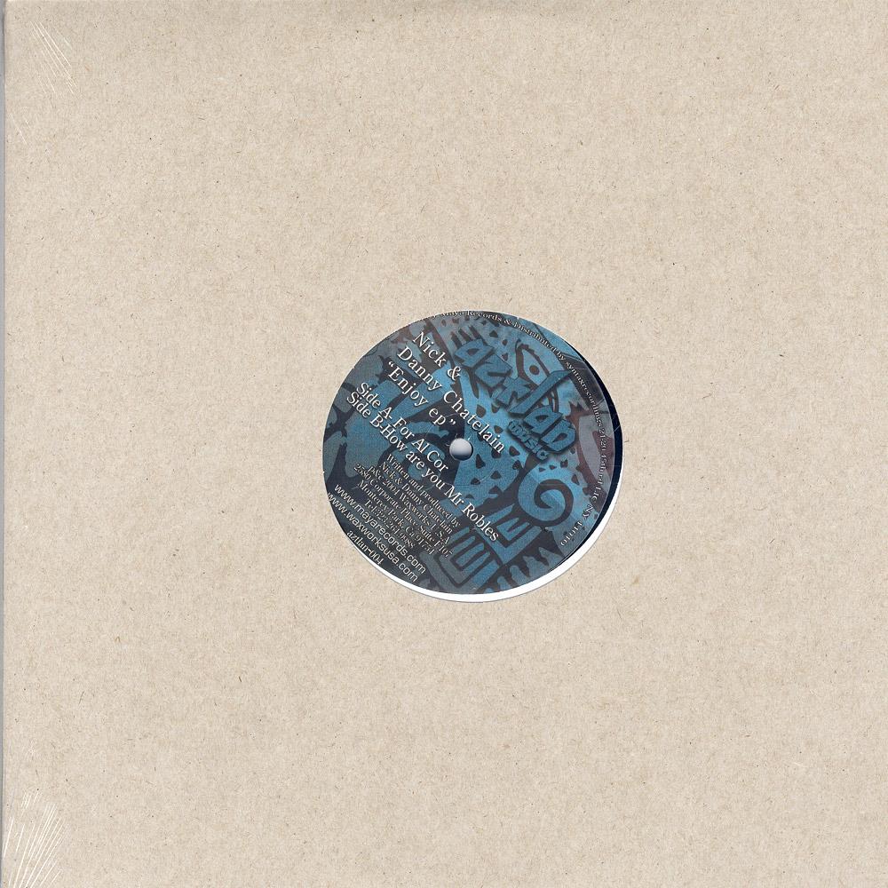 Nick & Danny Chatelain - ENJOY EP