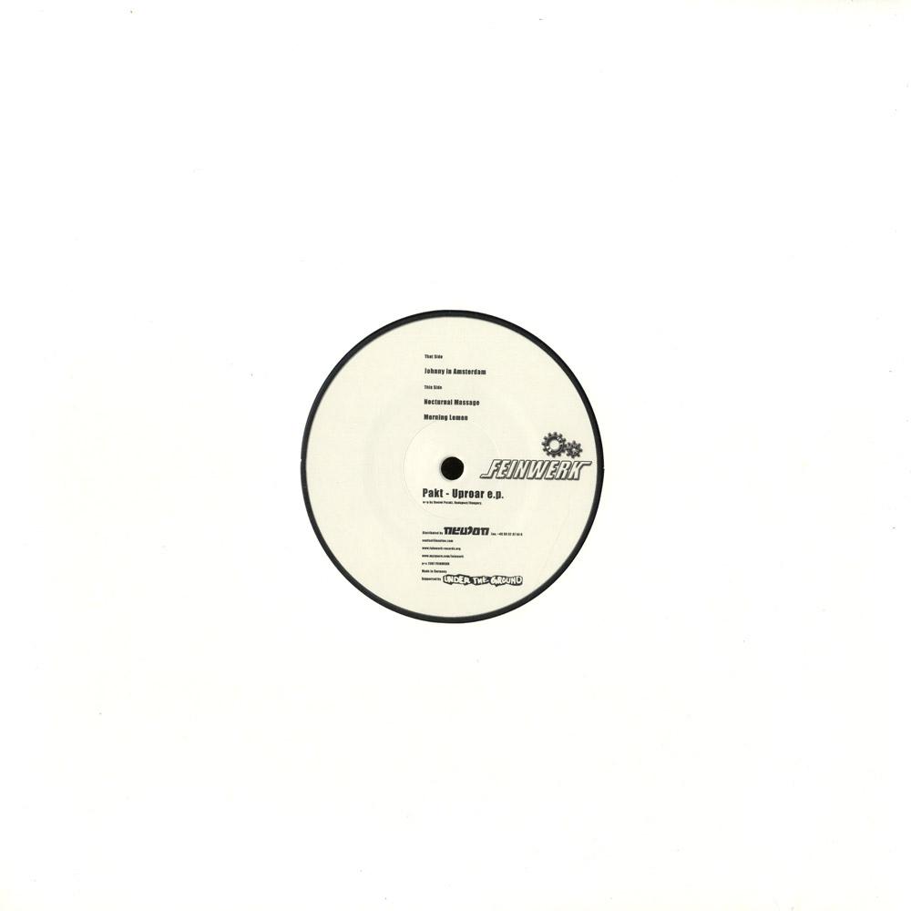 Pakt - UPROAR EP