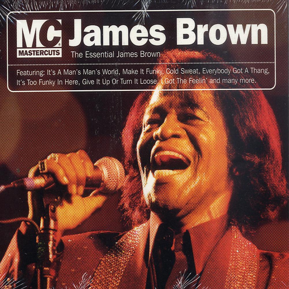 James Brown - THE ESSENTIAL JAMES BROWN
