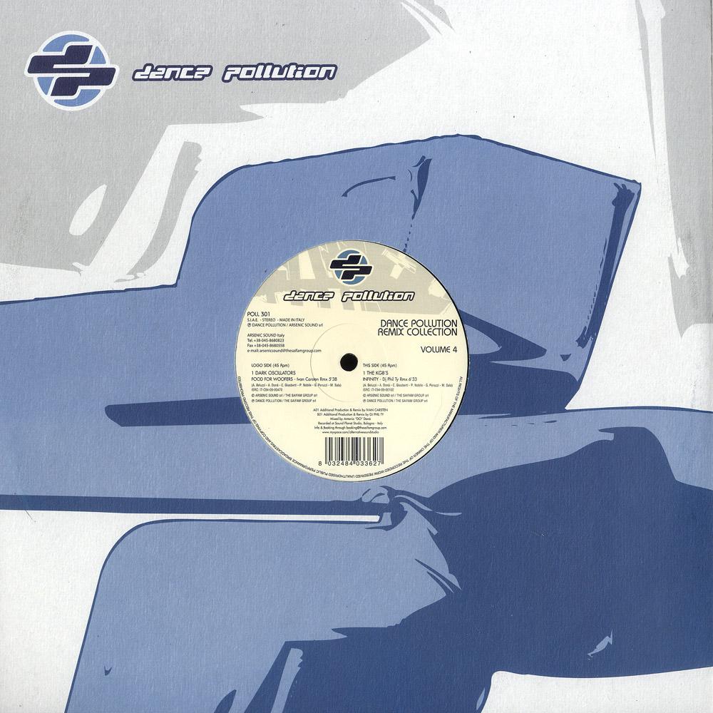 Various Artists - DANCE POLLUTION REMIX COLLECTION 04