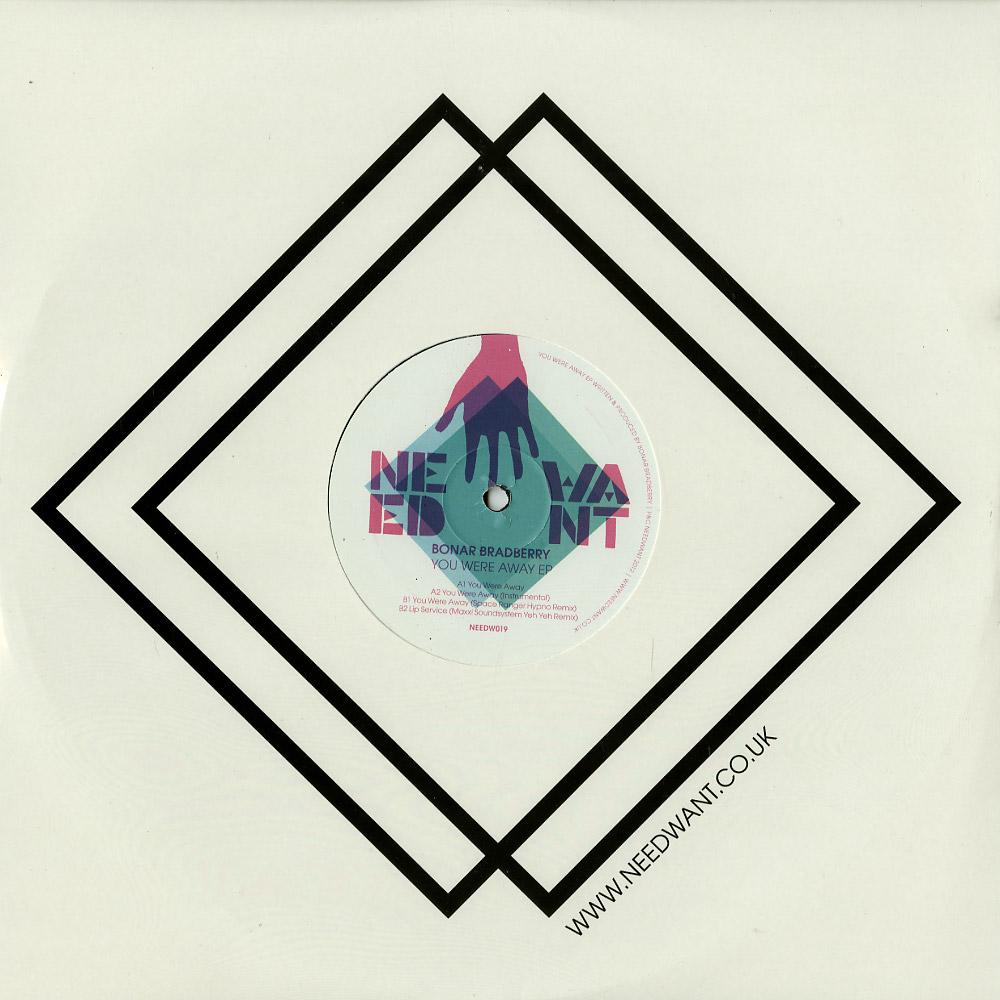 Bonar Bradbery - YOU WERE AWAY EP