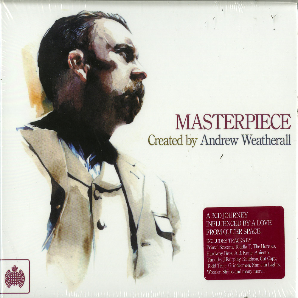 Various Artists - MASTERPIECE CREATED BY ANDREW WEATHERALL