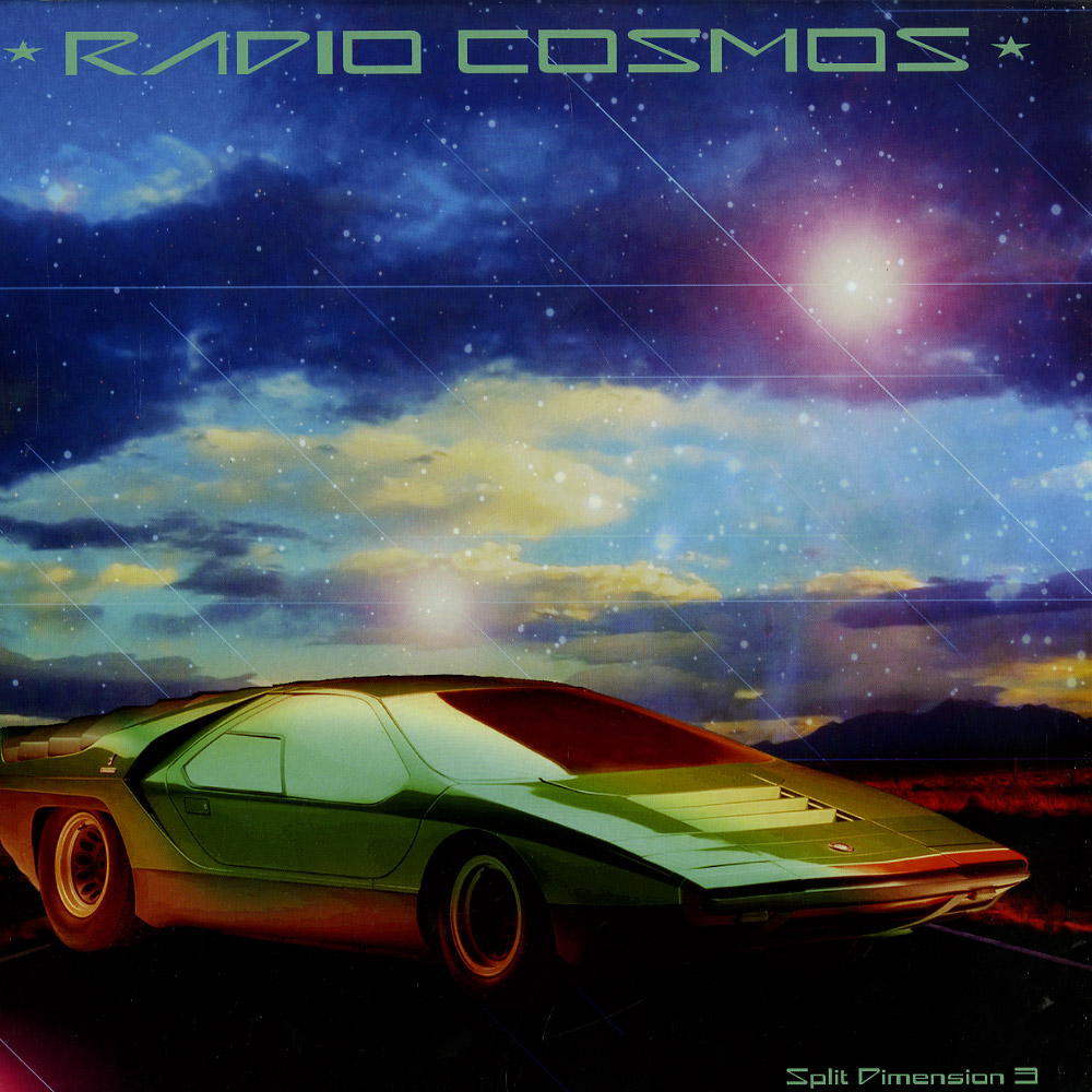 Radio Cosmos - SPLIT DIMENSION 3
