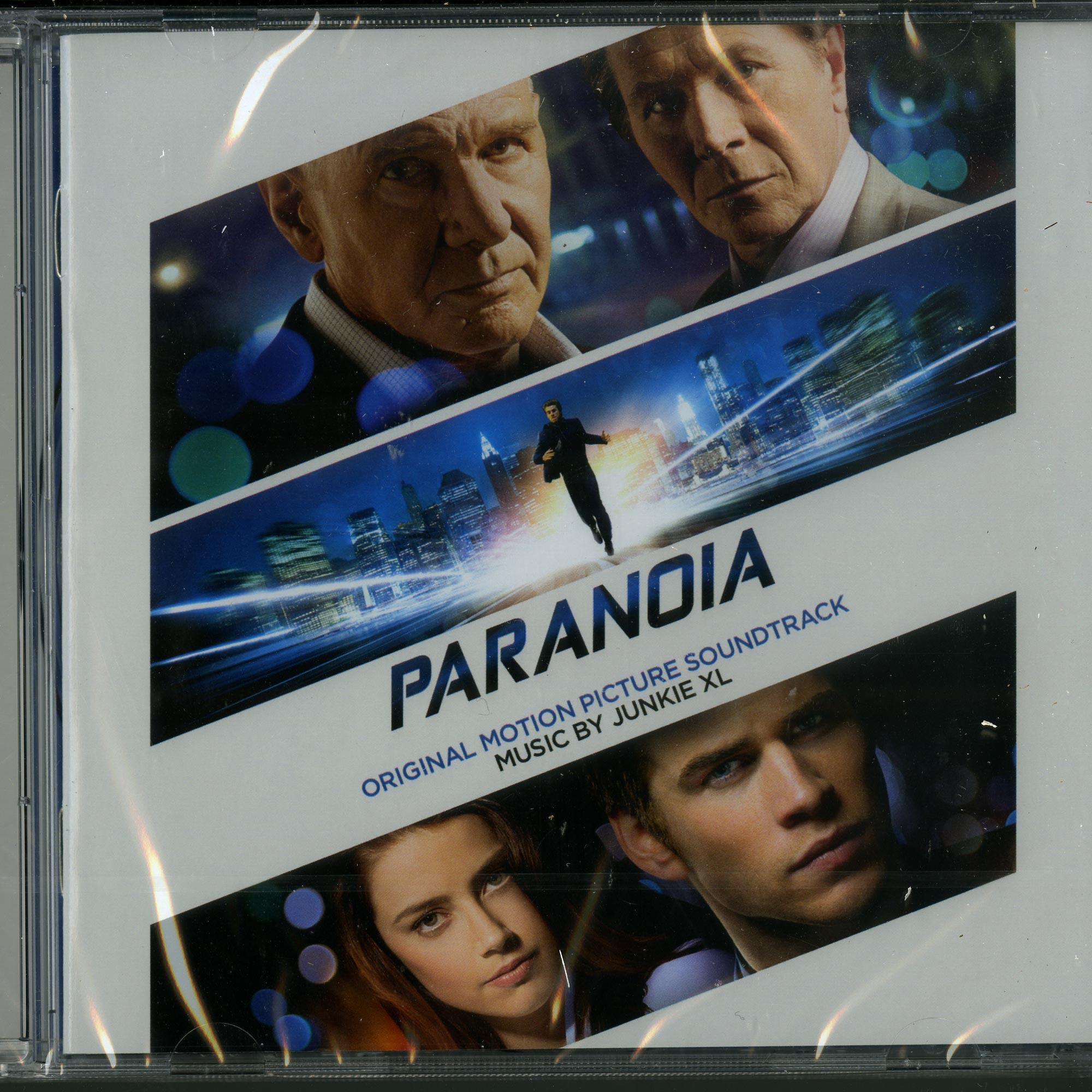 Junkie XL - PARANOIA / OST