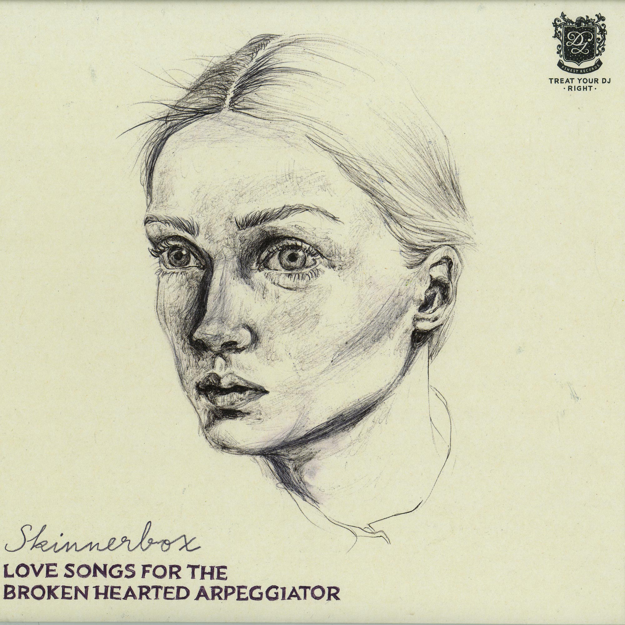 Skinnerbox - LOVE SONGS FOR THE BROKEN HEARTED