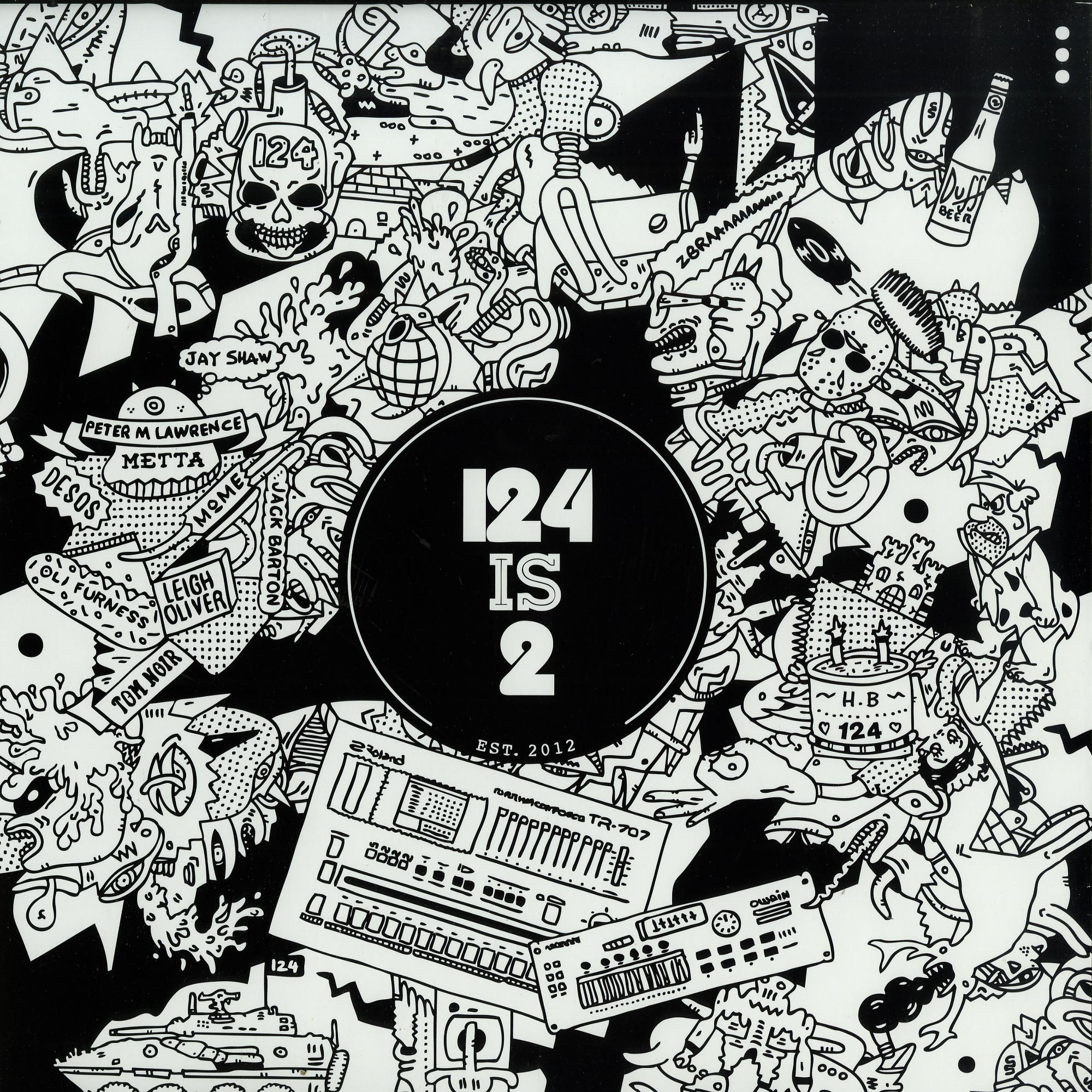 Various Artists - 124 IS 2