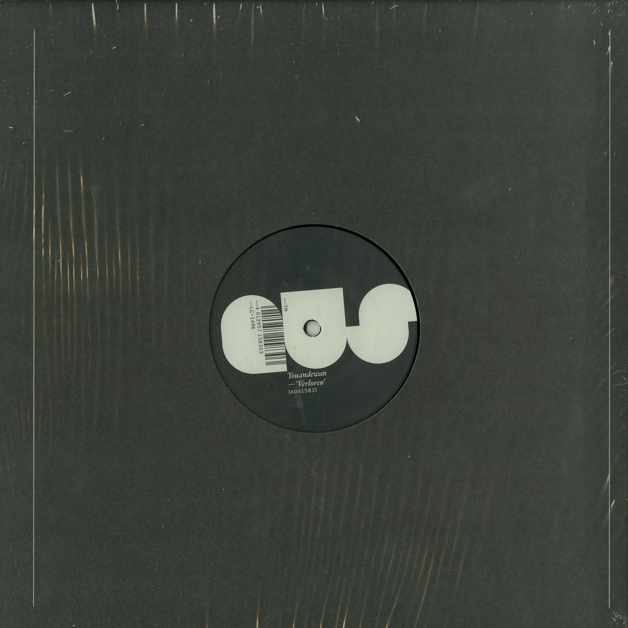 Youandewan - VERLOREN