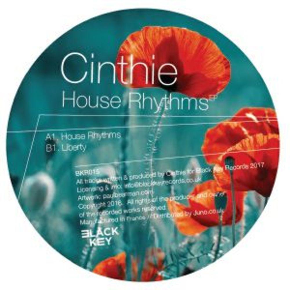 Cinthie - HOUSE RHYTHMS EP