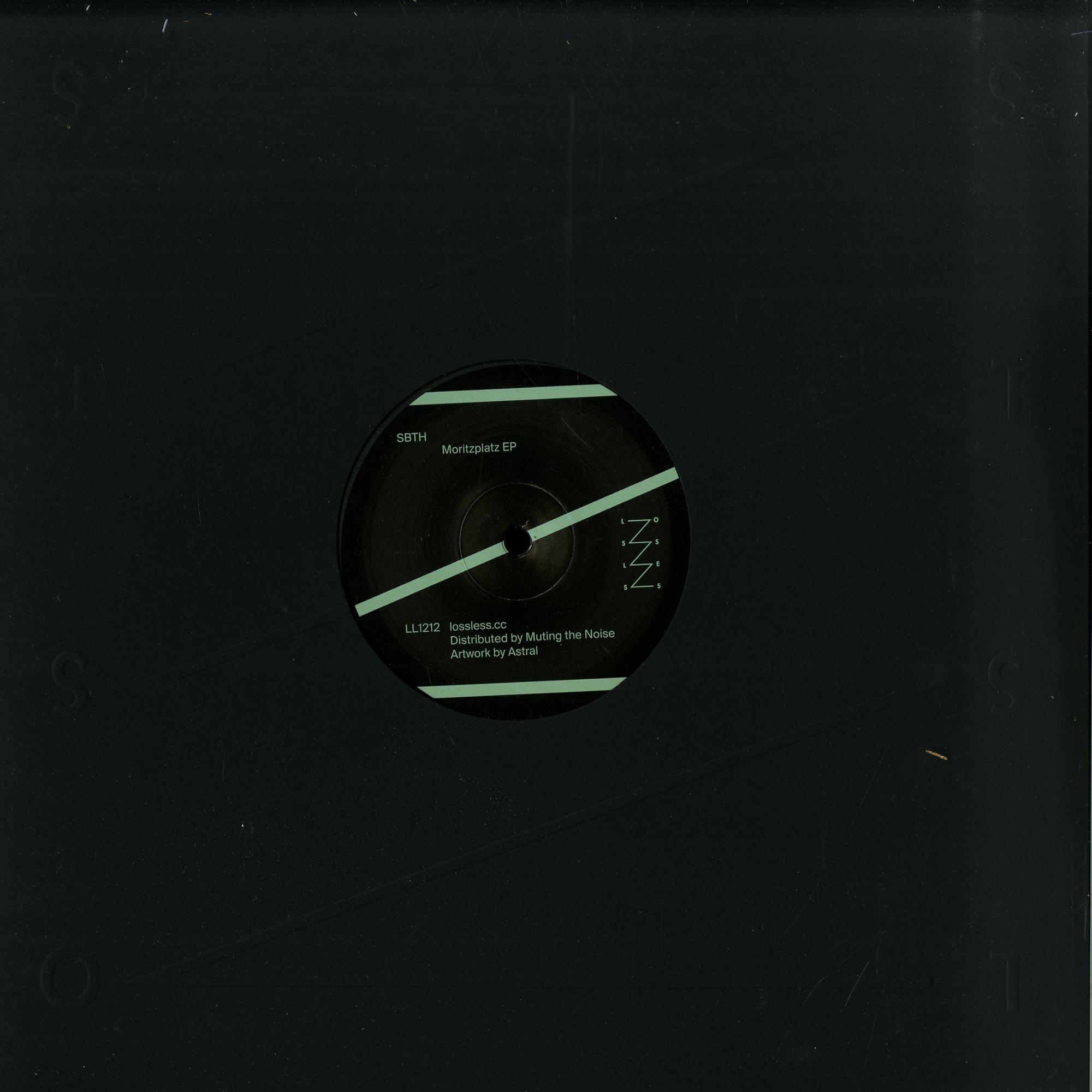 Sbth - MORITZPLATZ EP