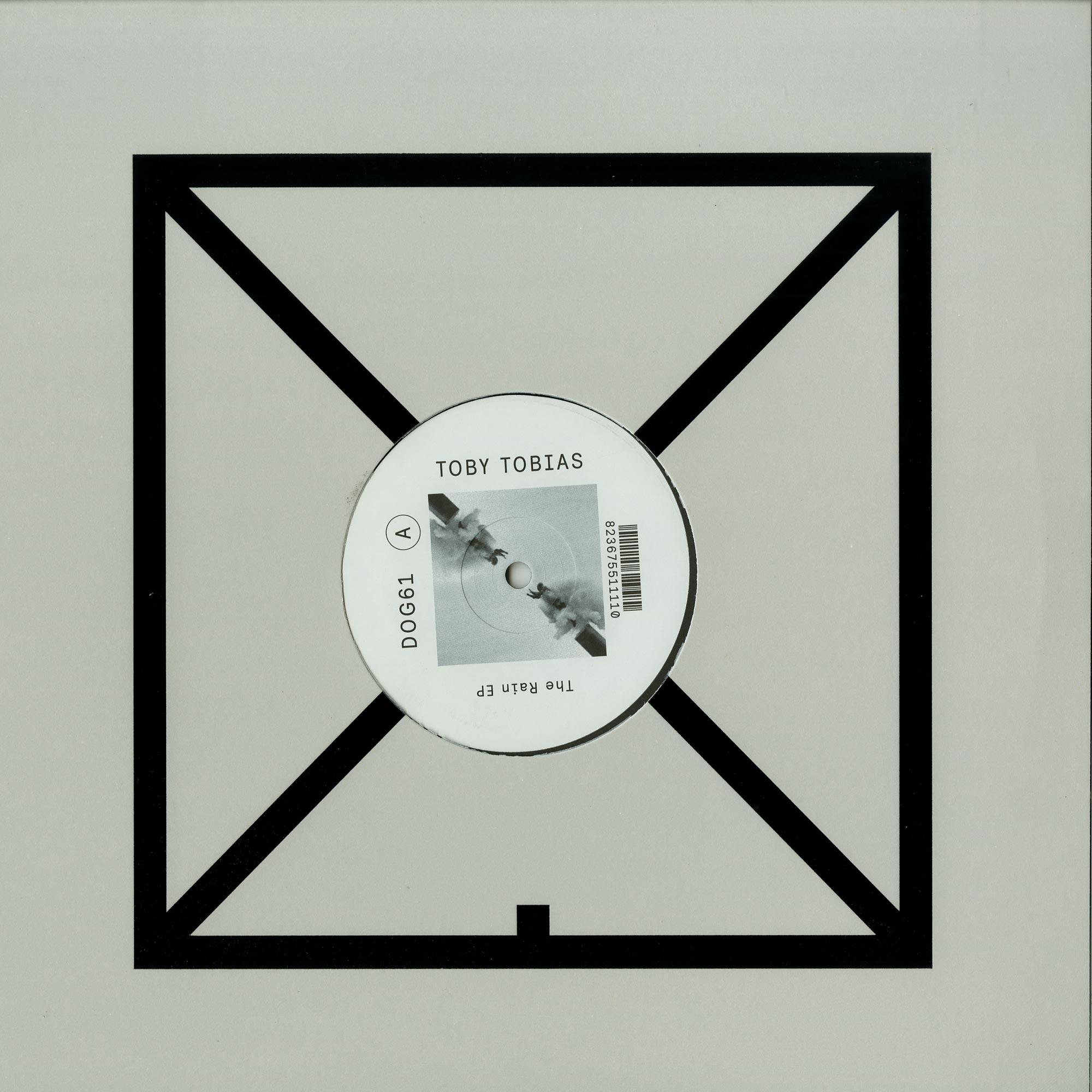 Toby Tobias - THE RAIN EP