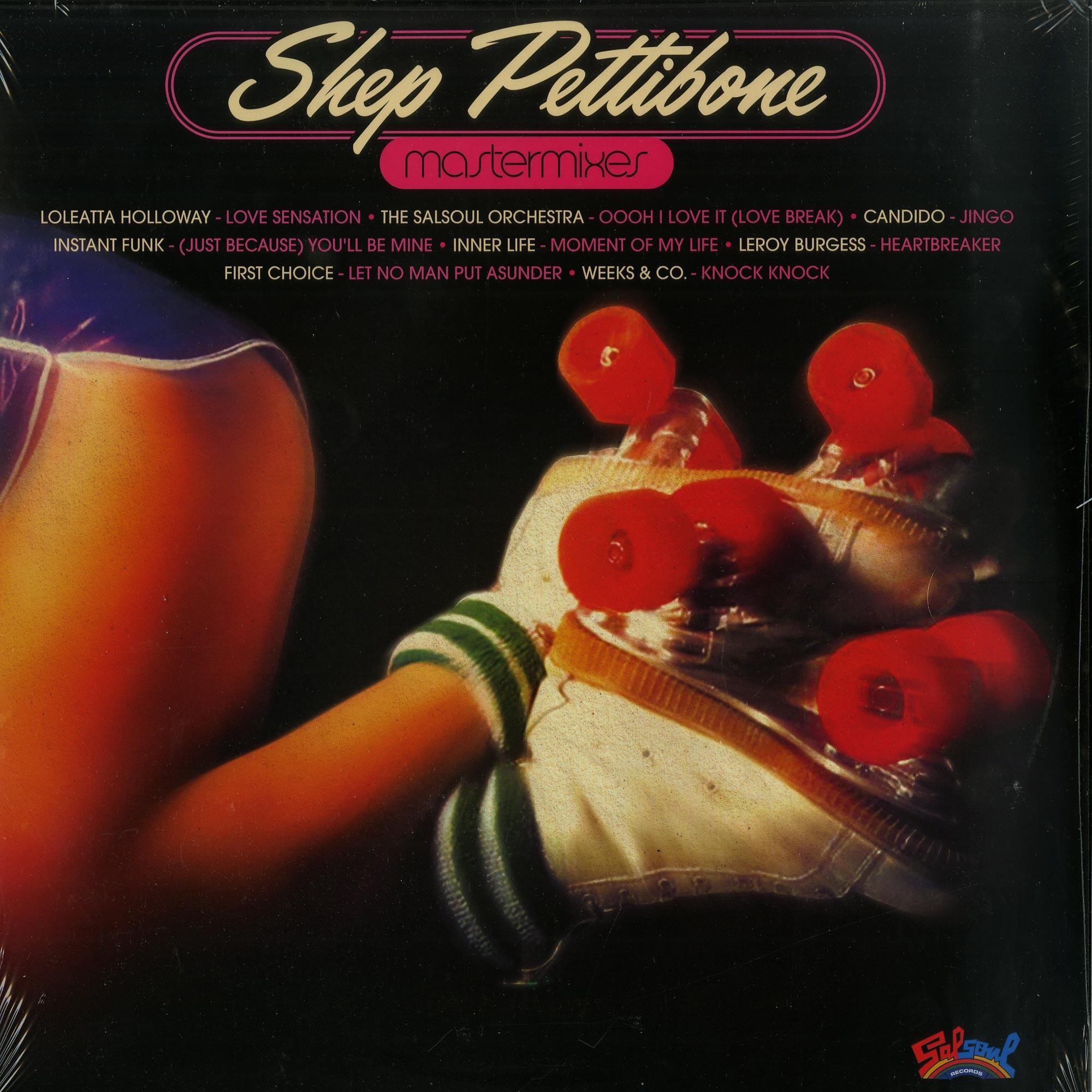 Various Artists  - SHEP PETTIBONE - MASTERMIXES