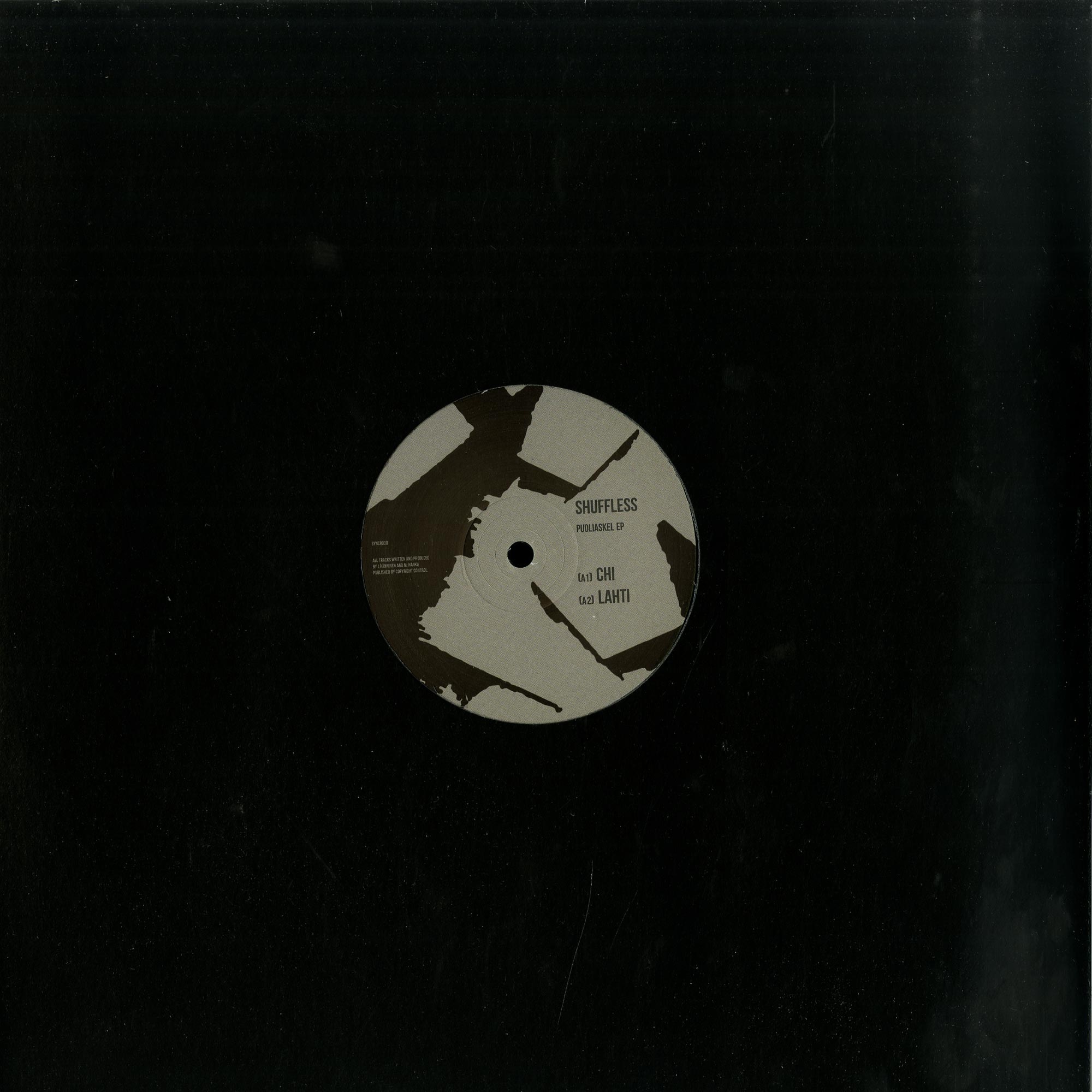 Shuffles - PUOLIASKEL EP