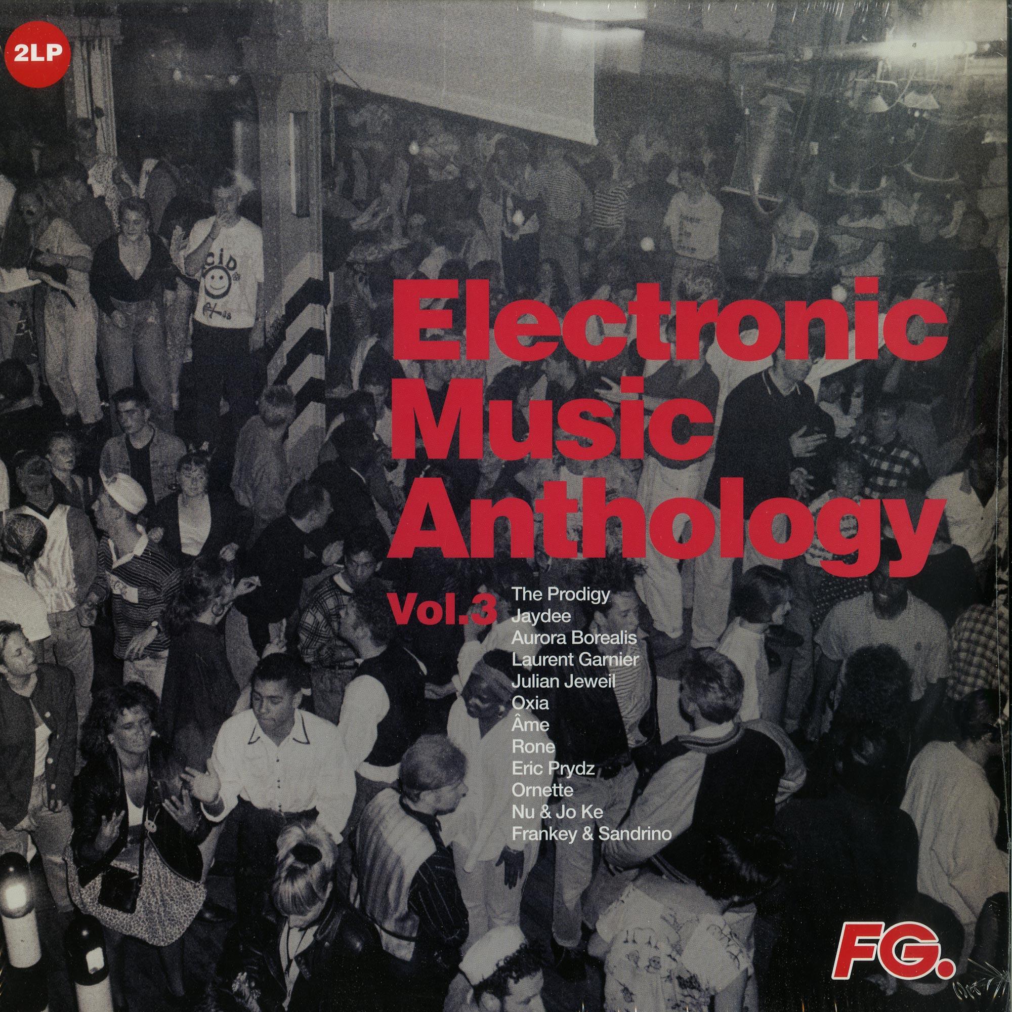 Various Artists - ELECTRONIC MUSIC ANTHOLOGY 03