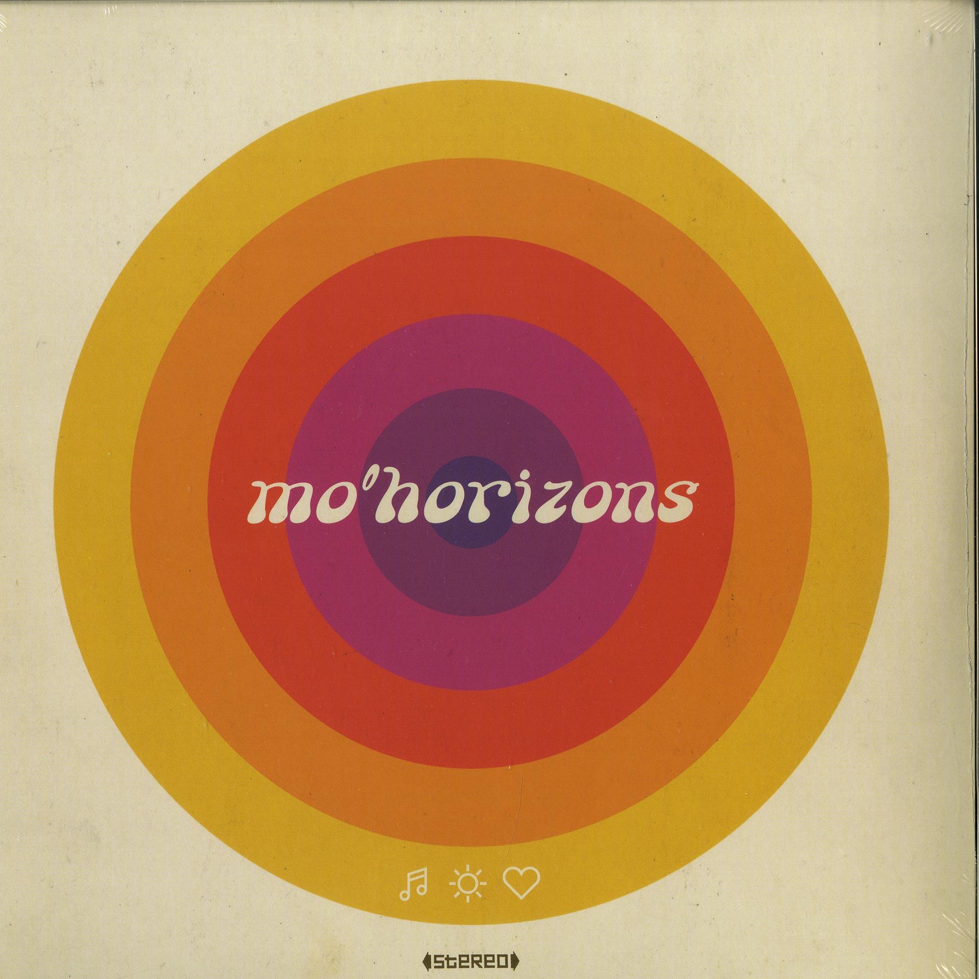 Mo Horizons - MUSIC SUN LOVE