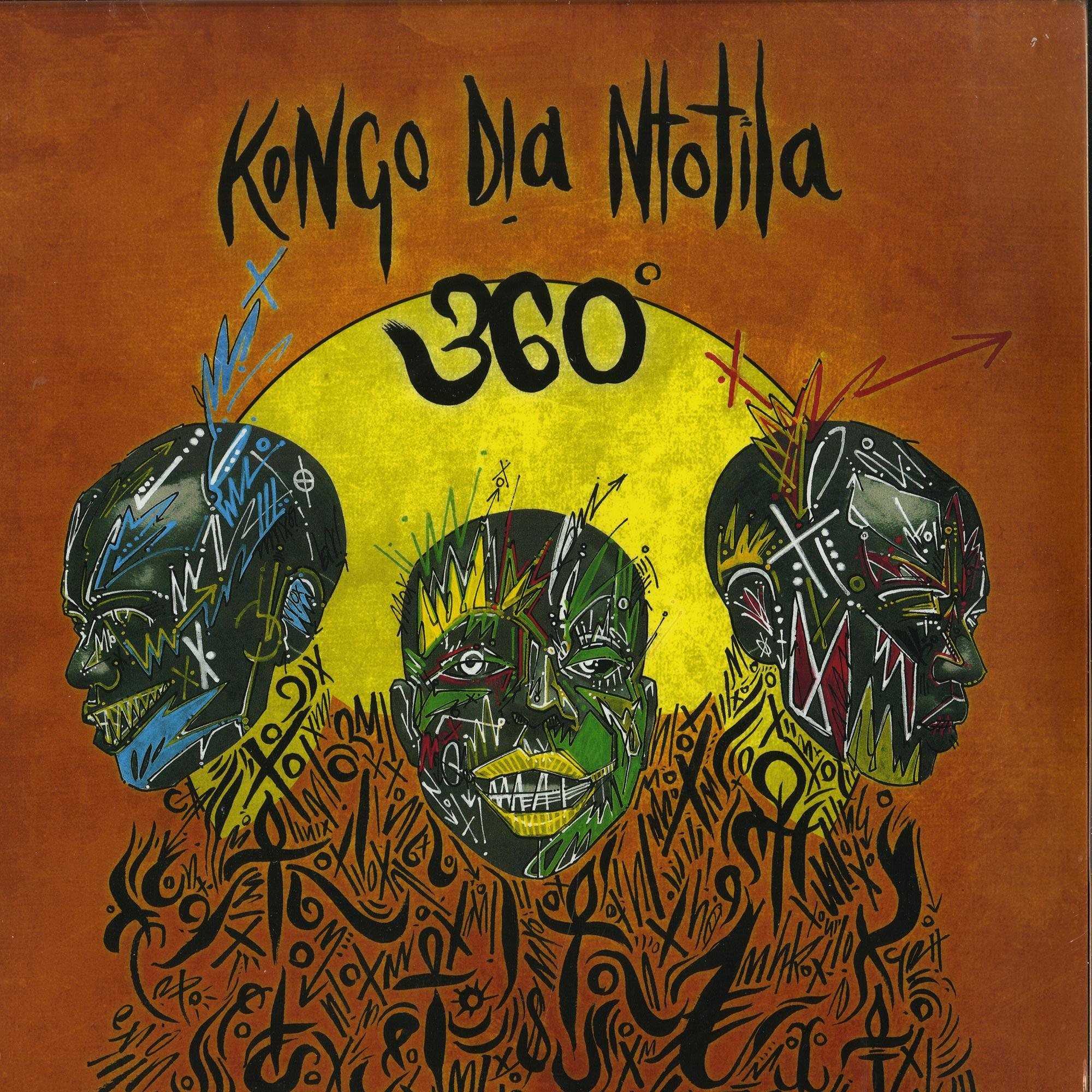 Kongo Dia Ntotila - 360 DEGREES
