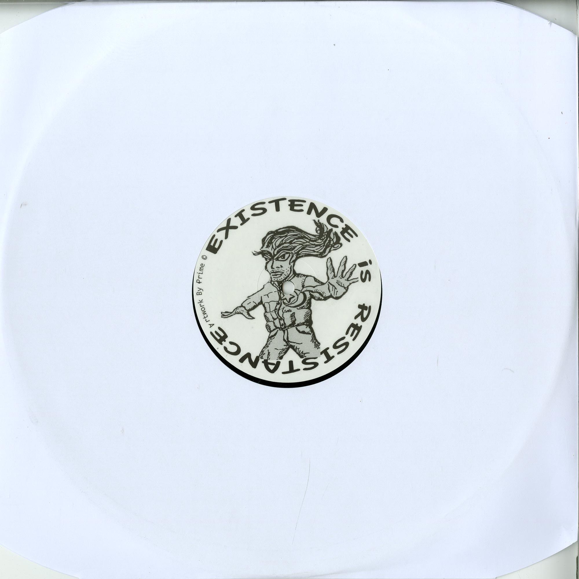 DJ Dlux & Persian Prince - LOST DATS 91-95 VOL.6