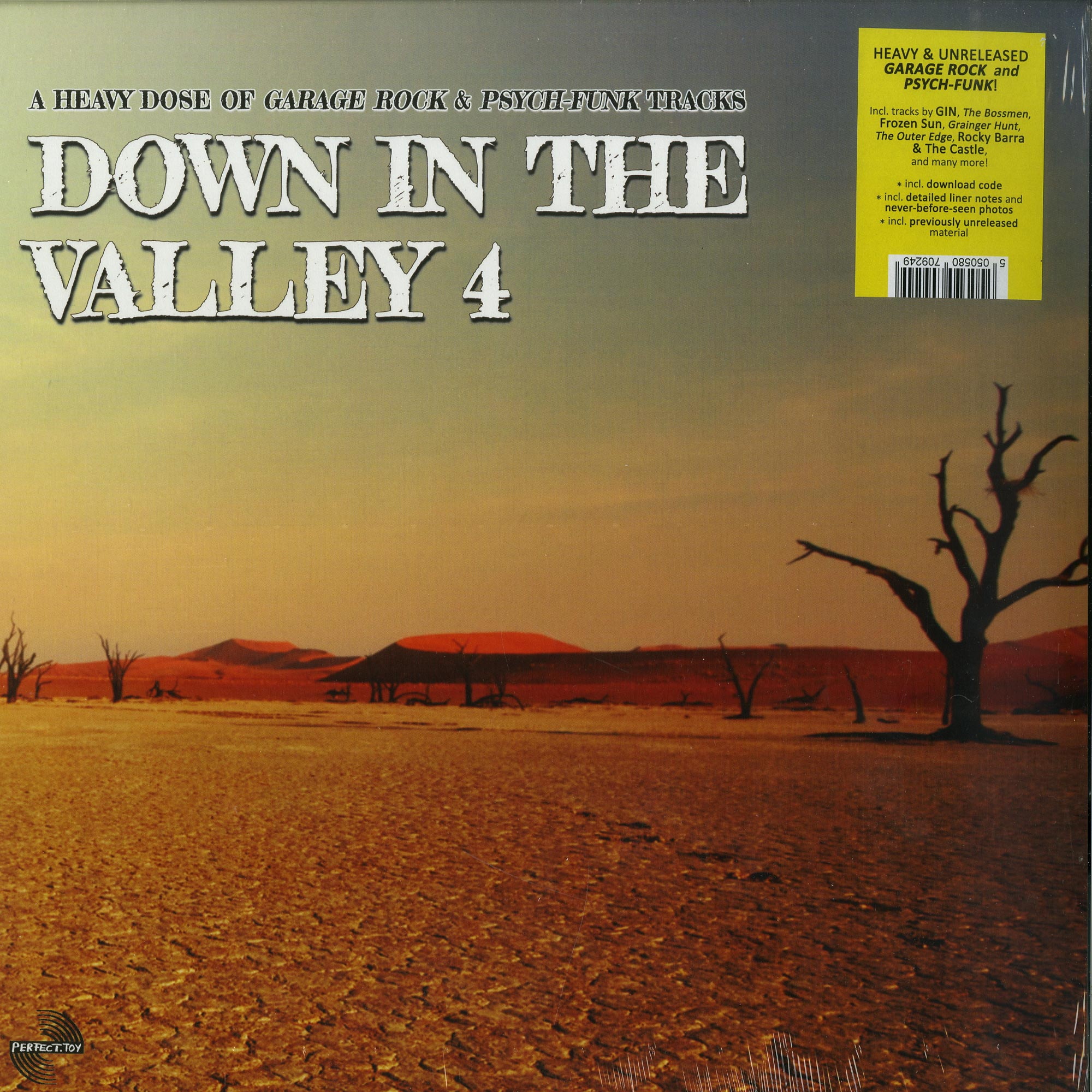 Various Artists - DOWN IN THE VALLEY
