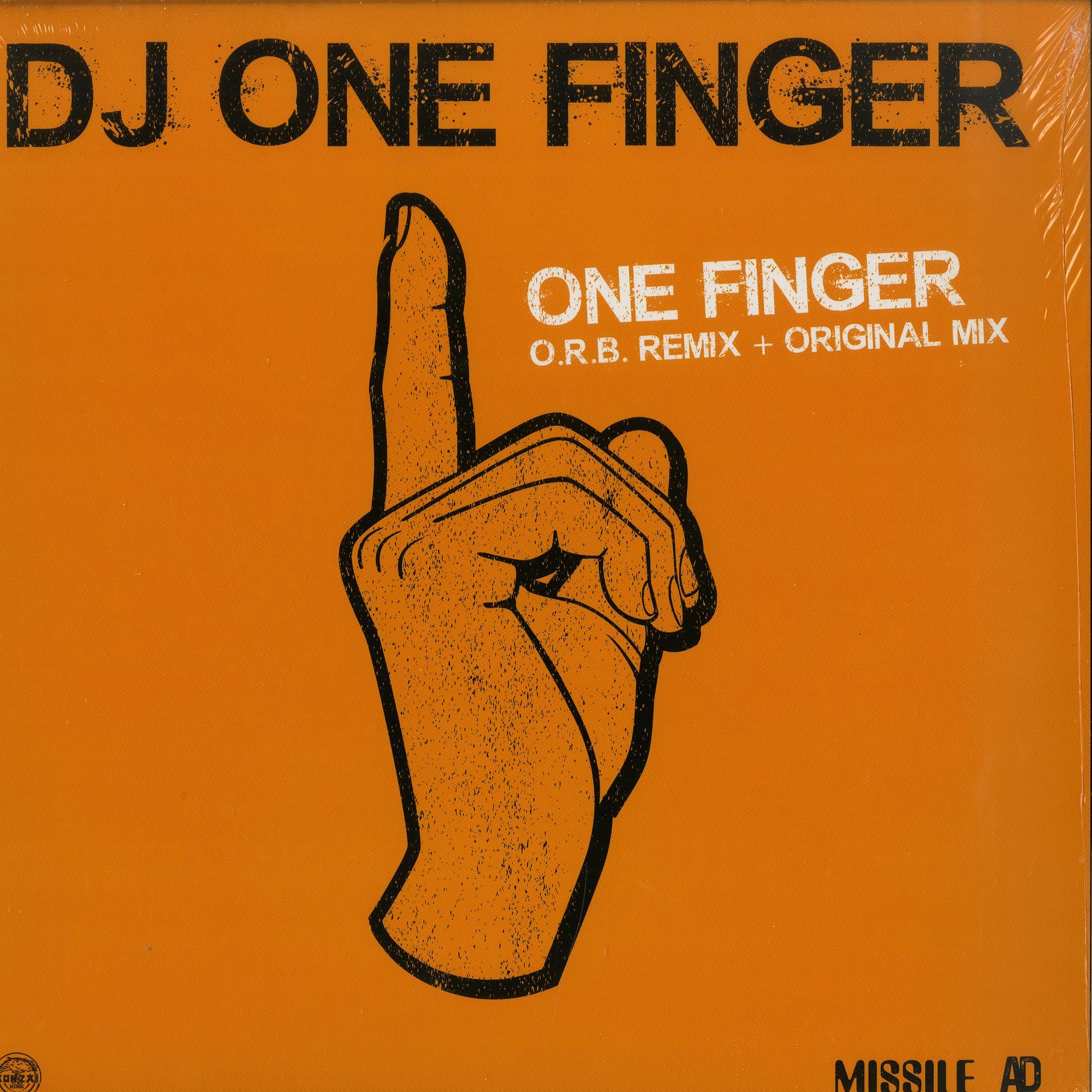 DJ One Finger - ONE FINGER