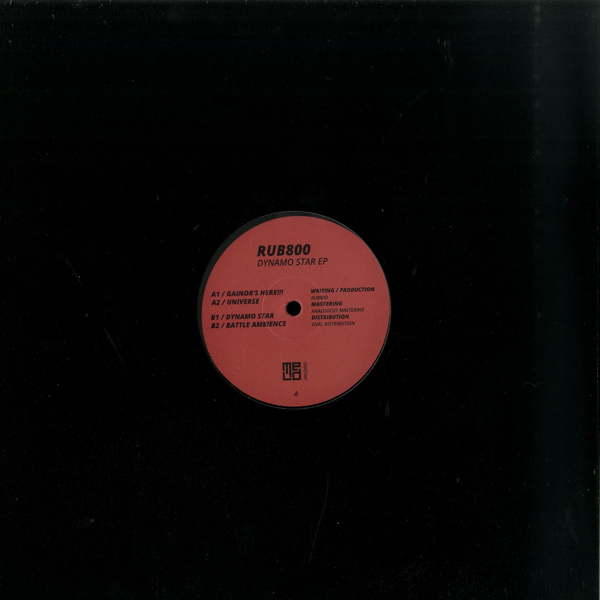 Rub800 - DYNAMO STAR EP