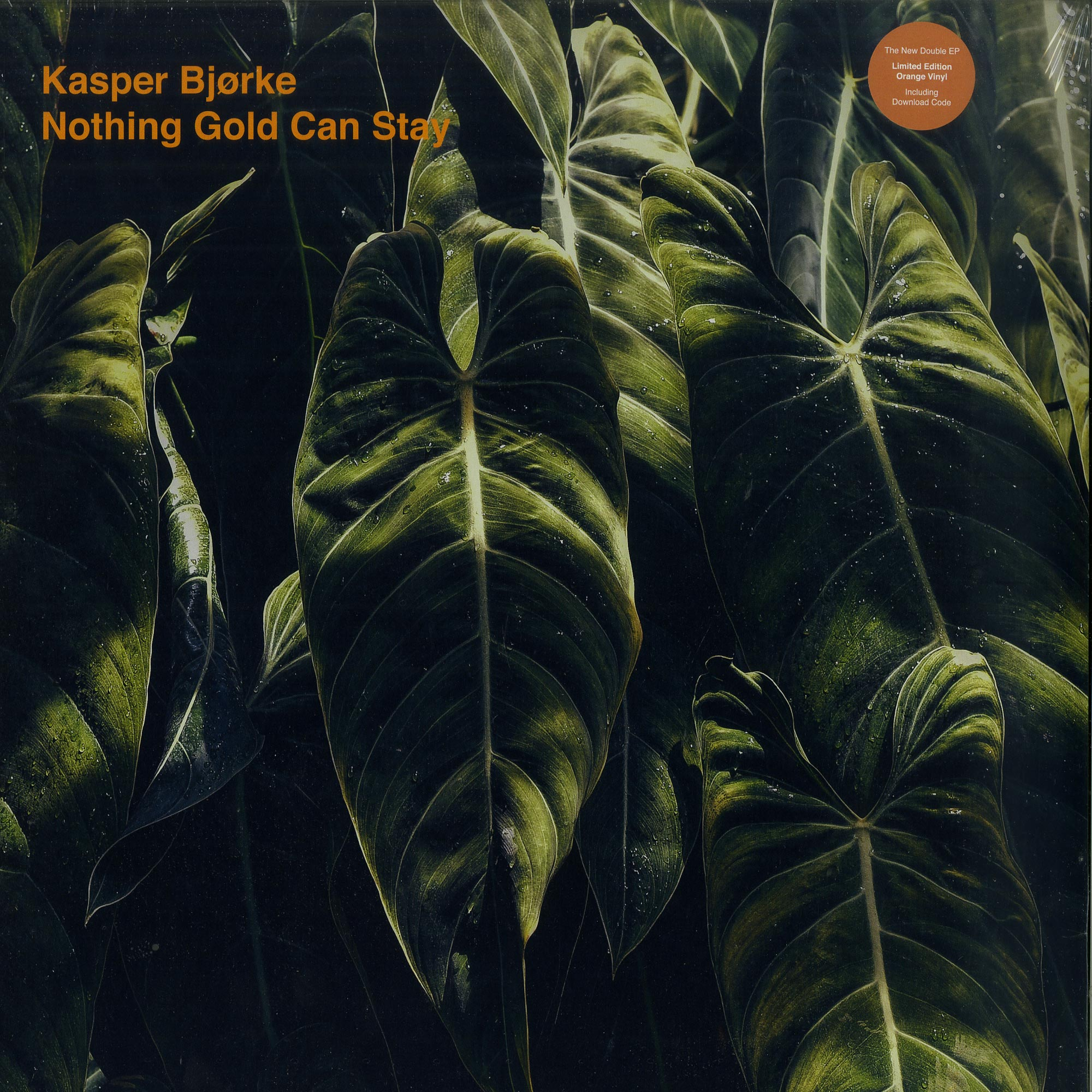 Kasper Bjorke - NOTHING GOLD CAN STAY