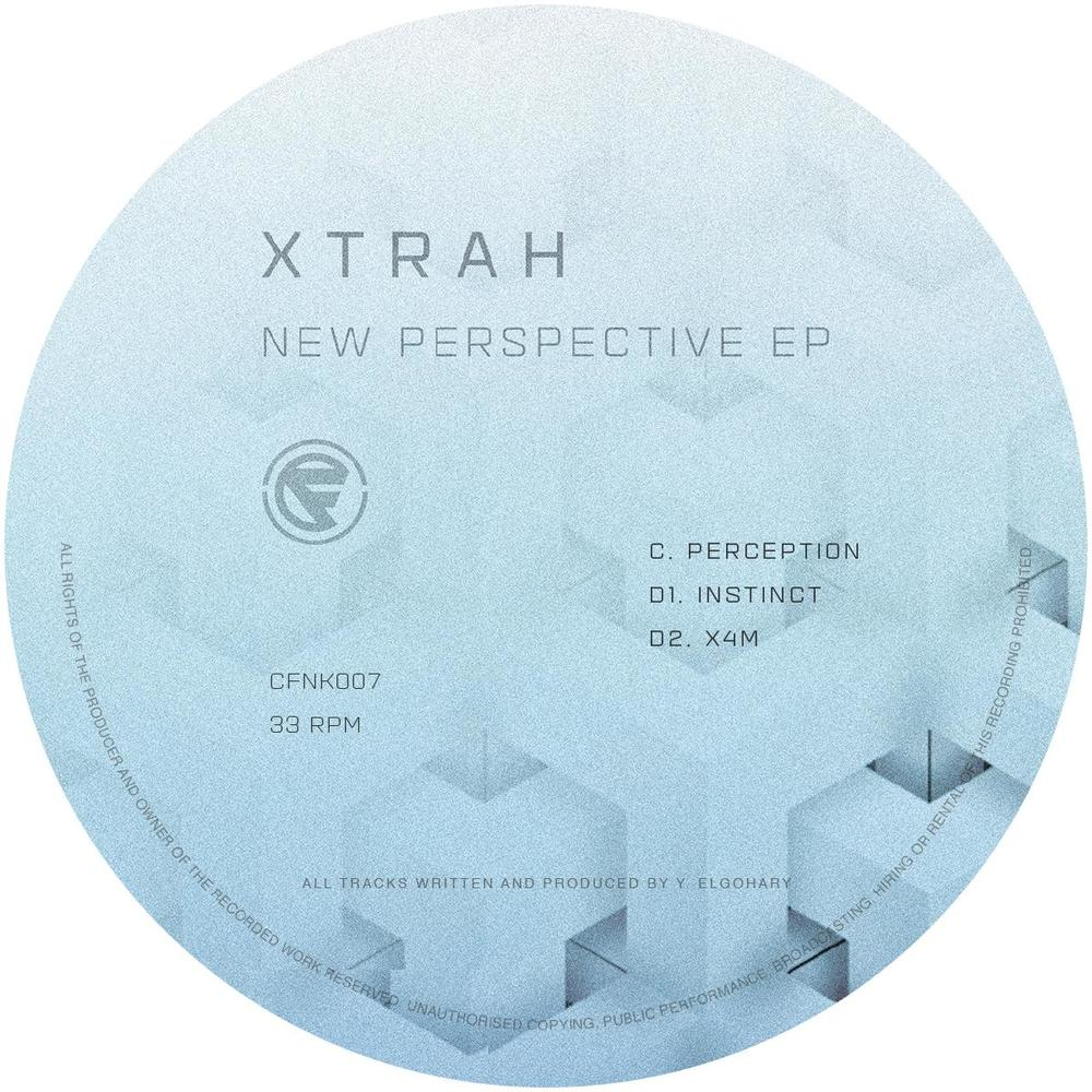 Xtrah - NEW PERSPECTIVE EP