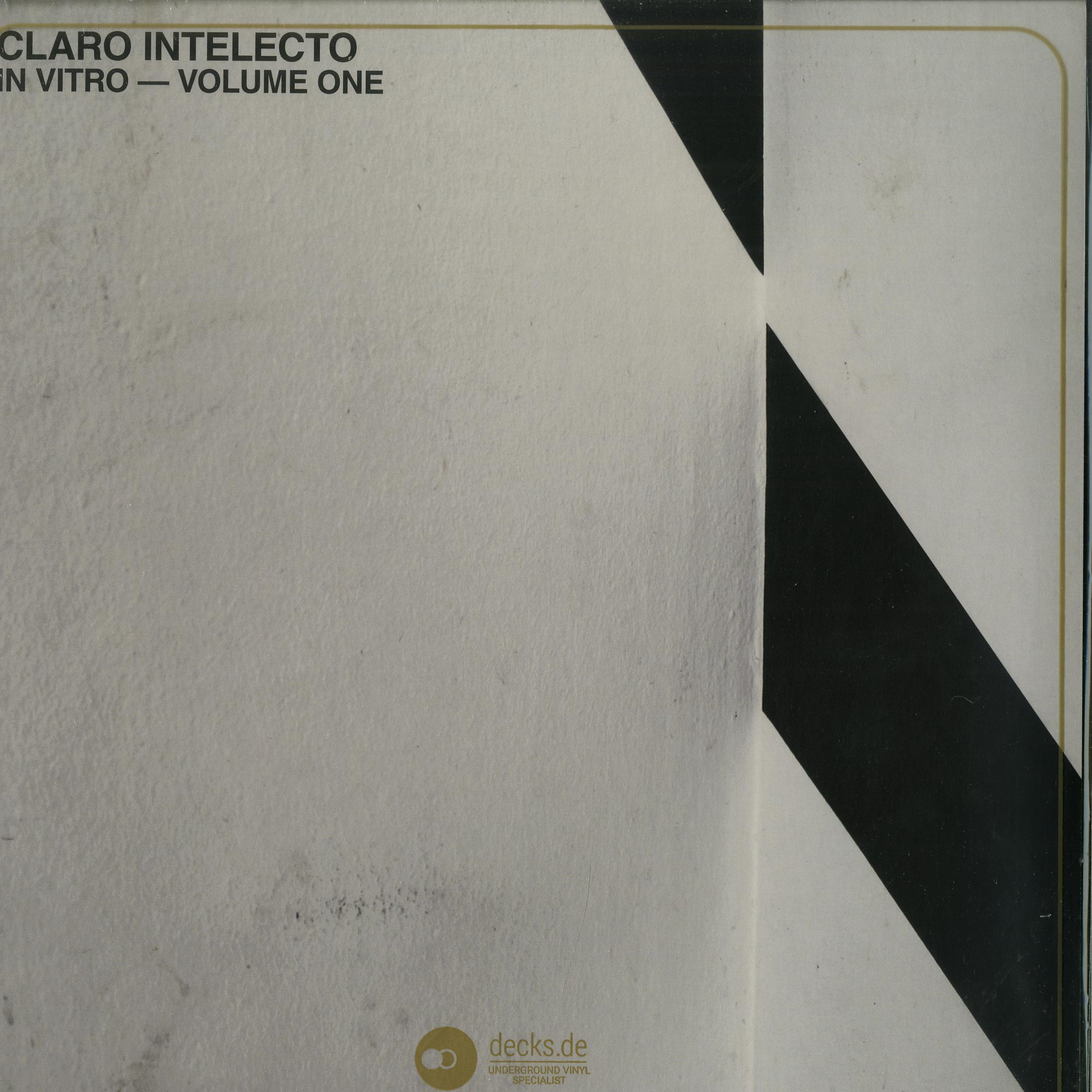 Claro Intelecto - IN VITRO VOLUME ONE