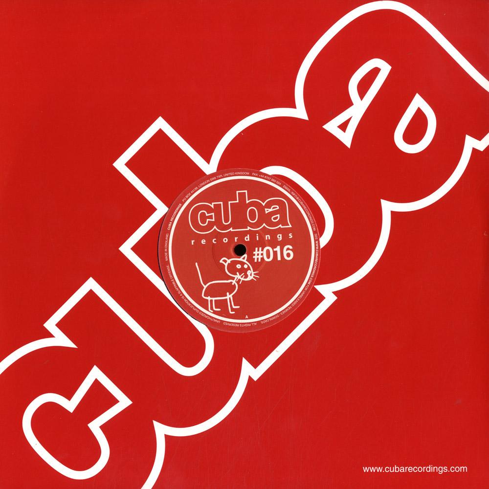 Eye One - THE ROCKIN SAMBA EP