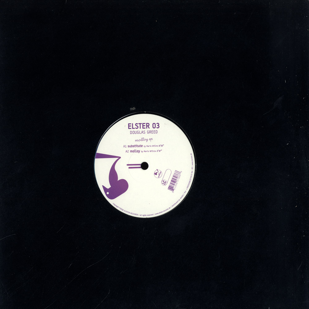 Douglas Greed - MOLLOY EP