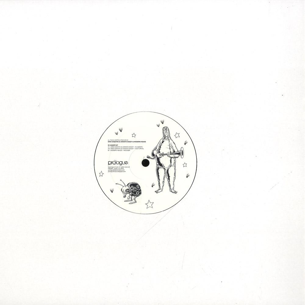 Dino Sabatini & Donato Dozzy & Modern Heads - IN VADERS EP