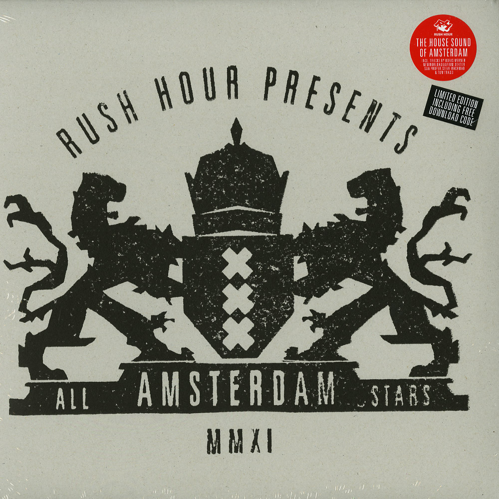 Various Artists - AMSTERDAM ALL STARS
