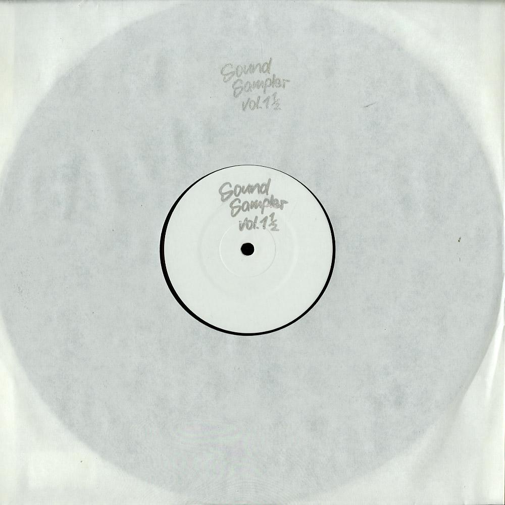 Various Artists - SOUND SAMPLER VOL.1 1/2