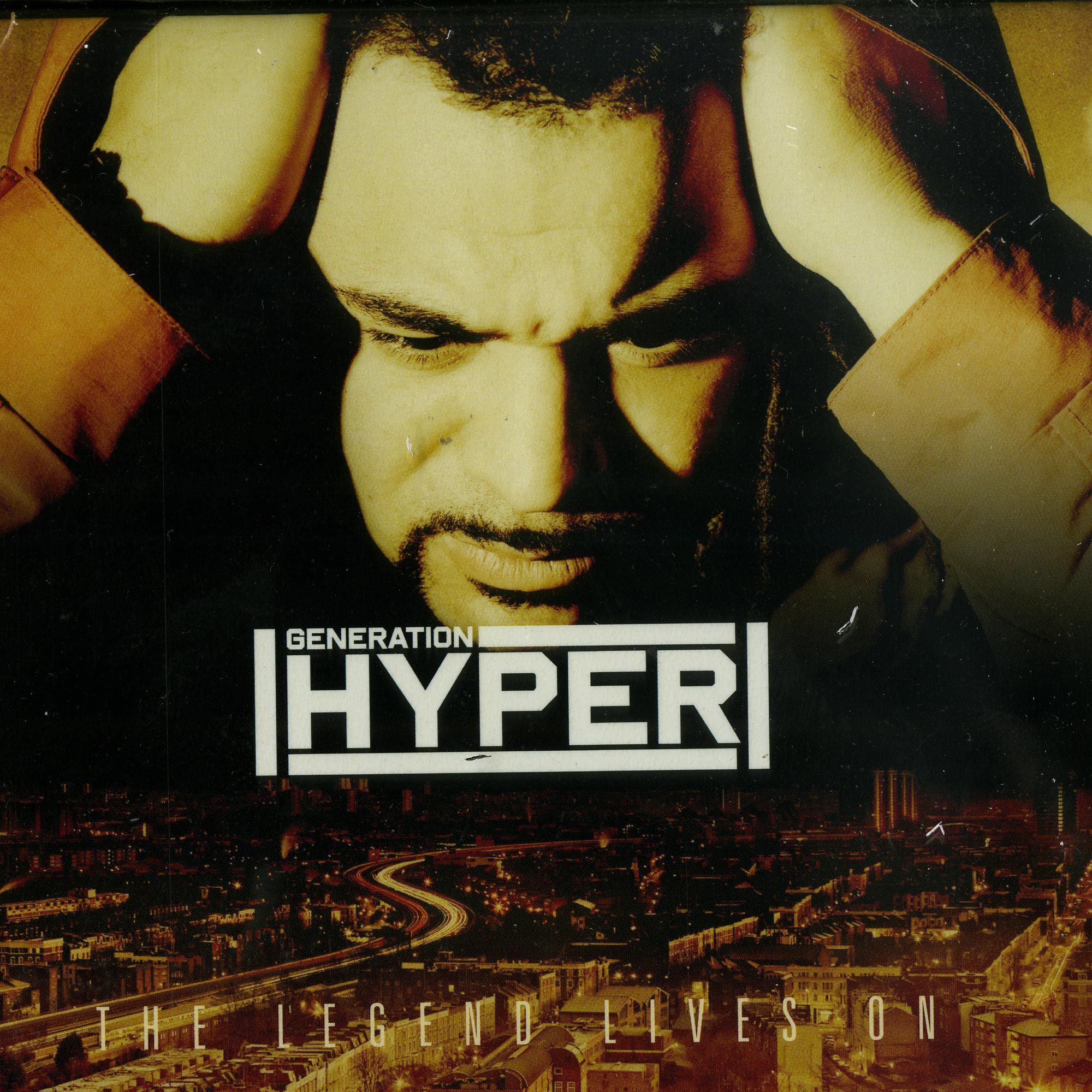 Stevie Hyper D - GENERATION HYPER