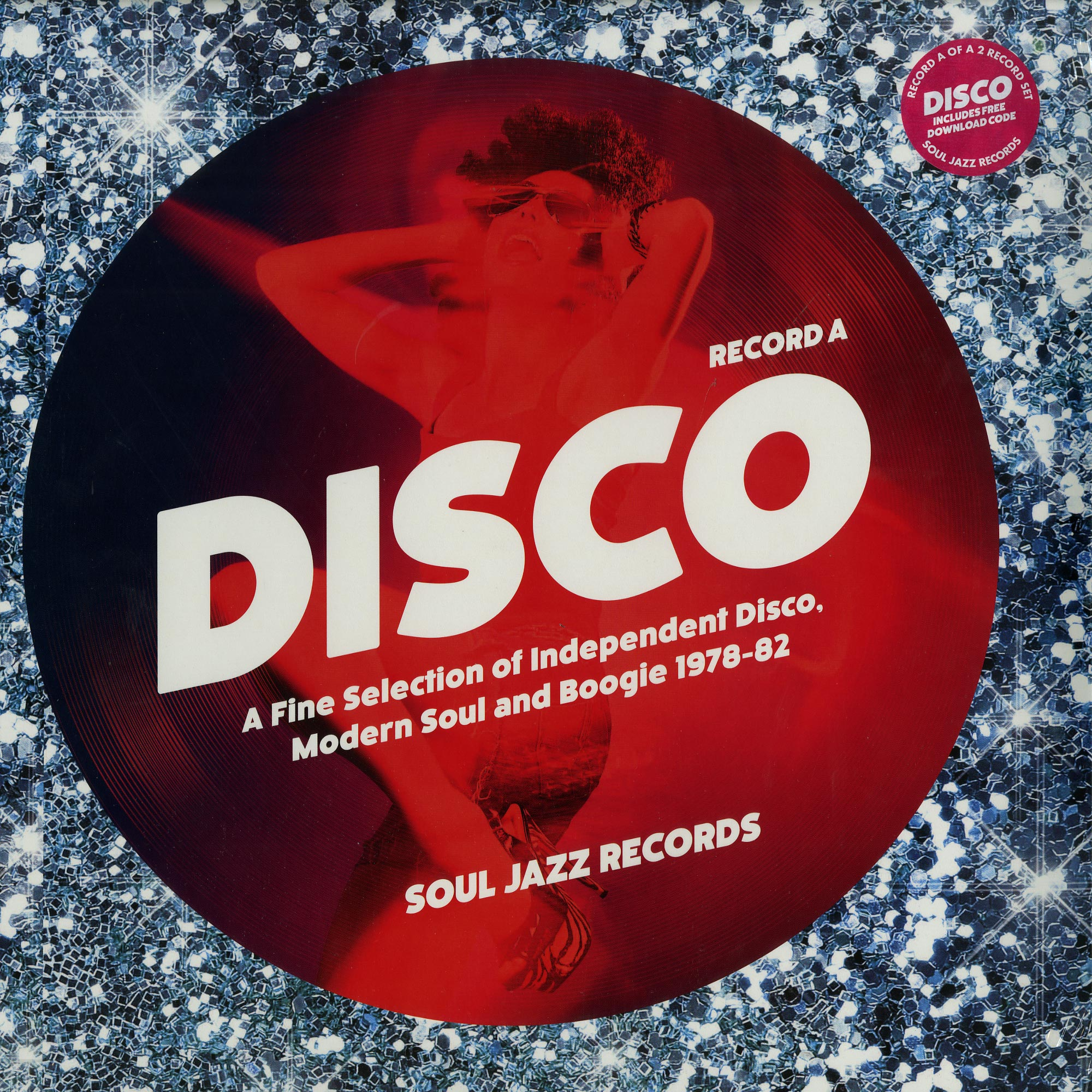 Various Artists - SOUL JAZZ DISCO 1978-82 PART 1