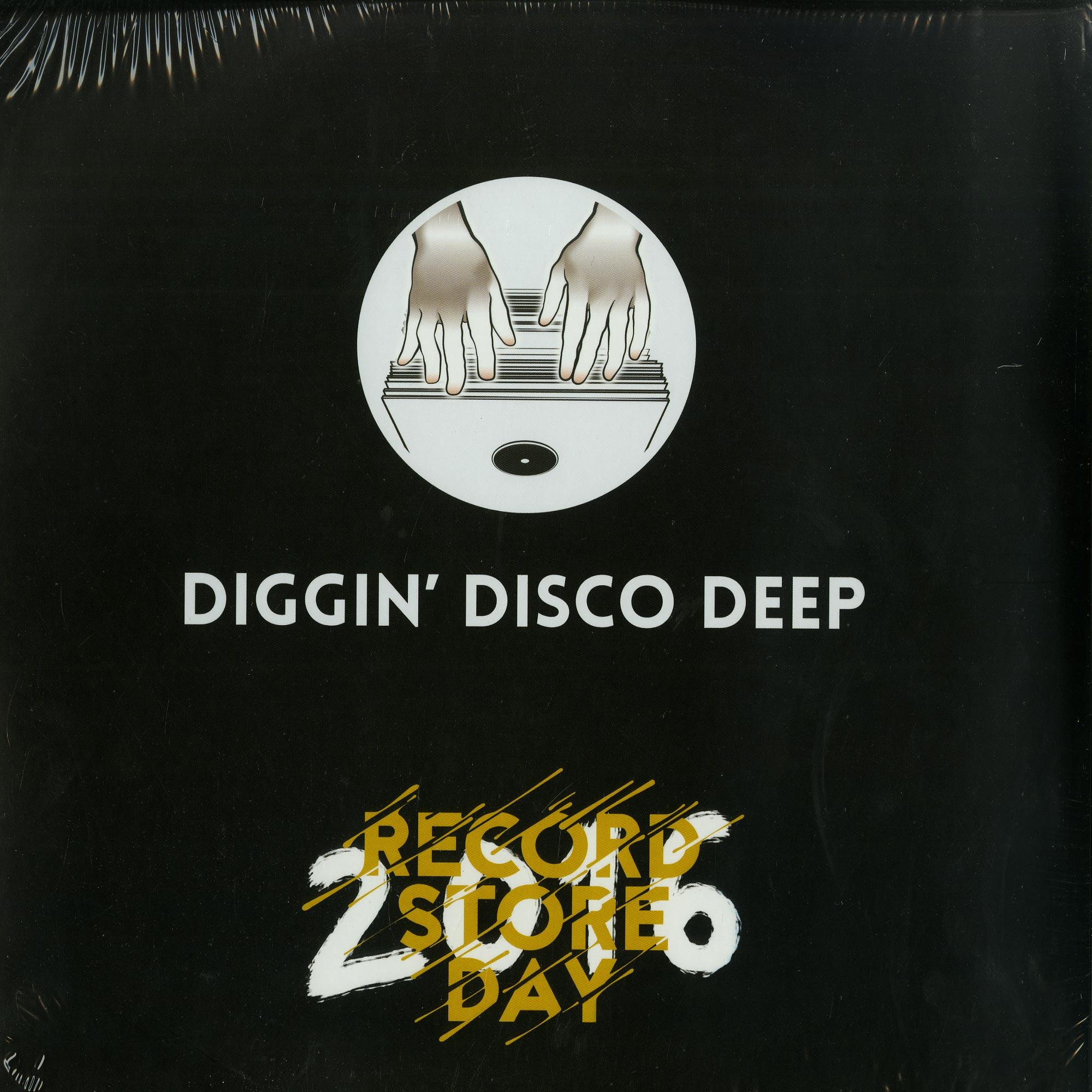 Various Artists - DIGGIN DISCO DEEP 3 RSD