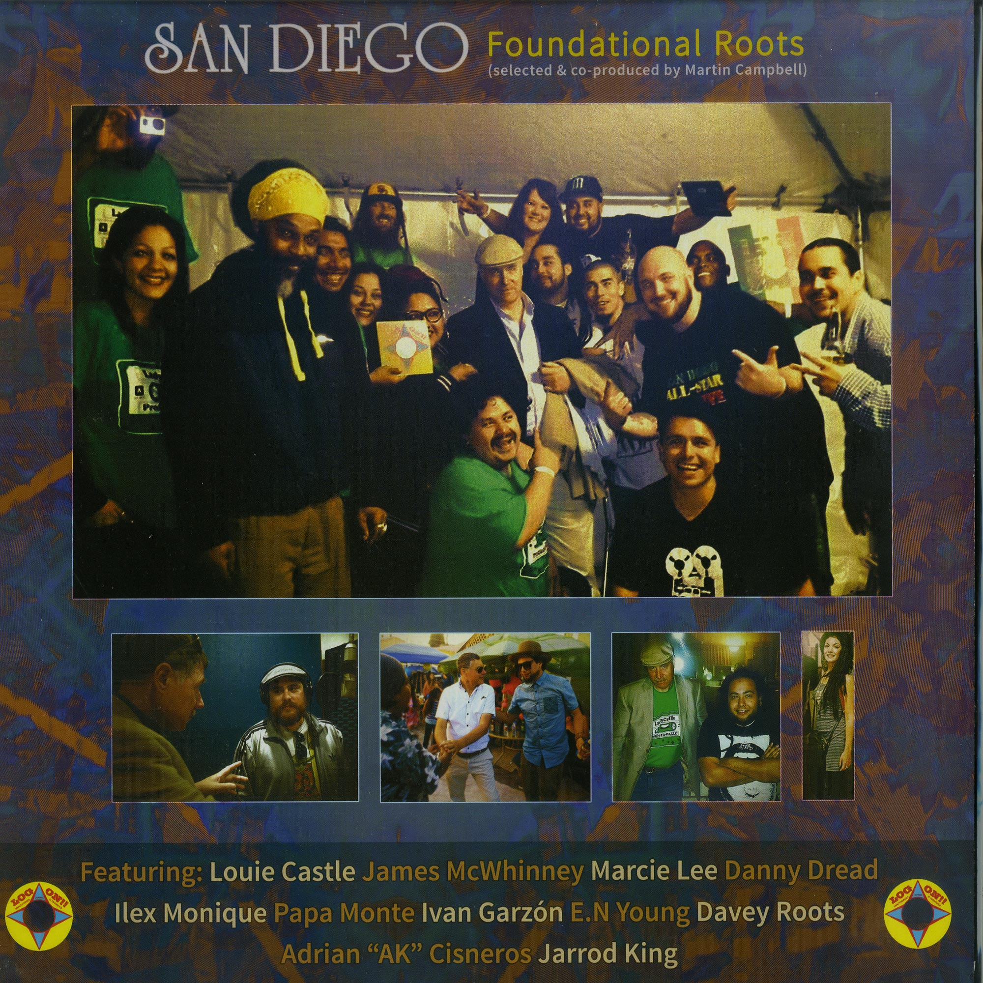 Various Artists - SAN DIEGO FOUNDATIONAL ROOTS