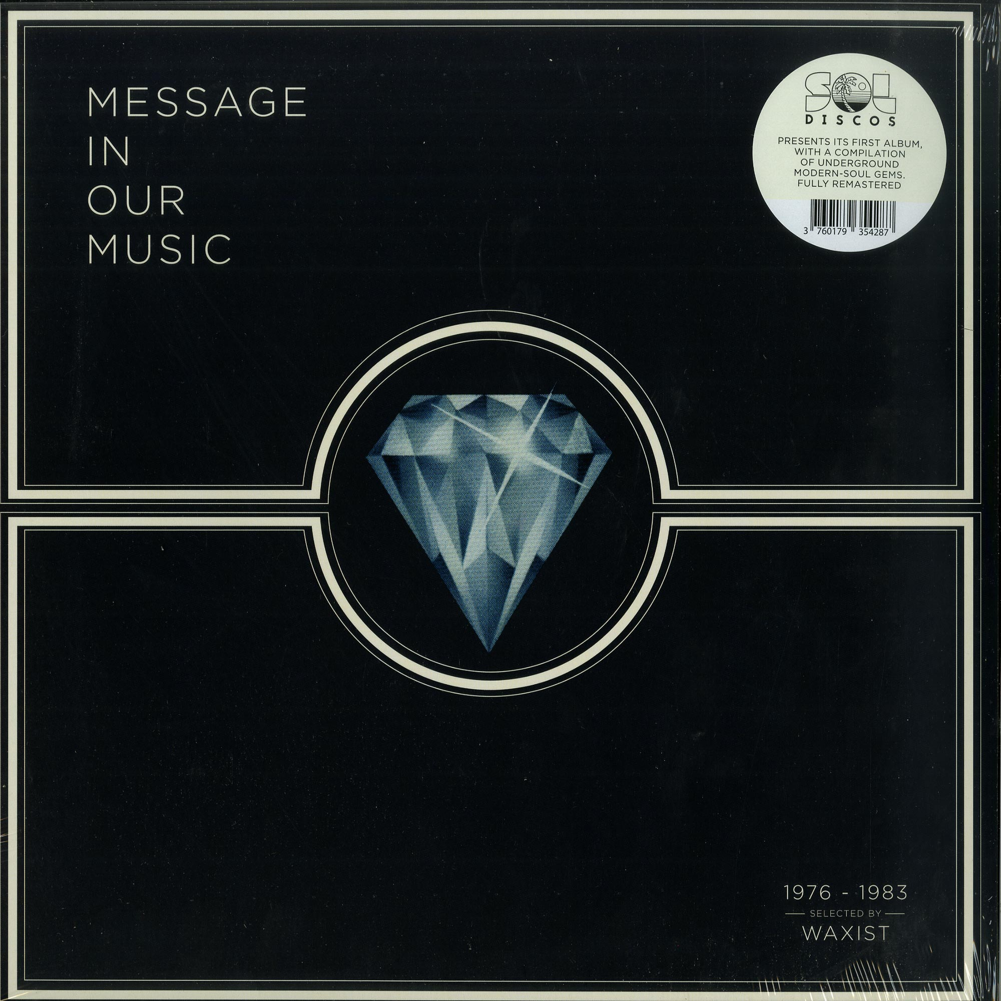 Various Artists - MESSAGE IN OUR MUSIC