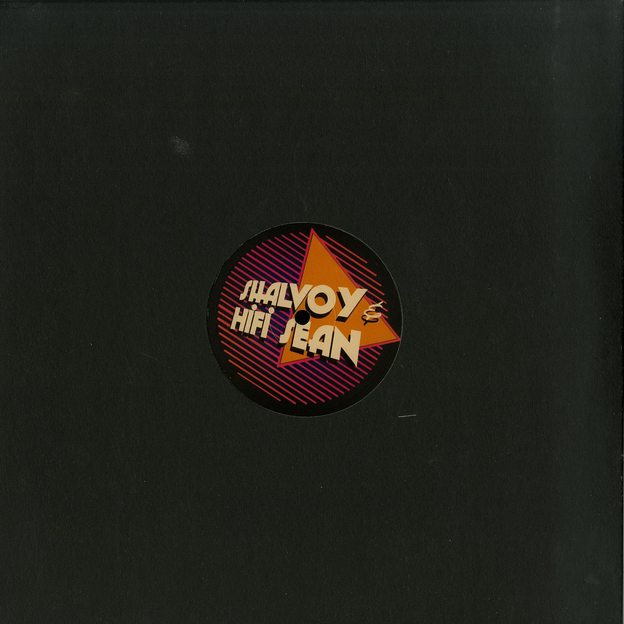 Hifi Sean & Shalvoy - Slipped Discs – Volume 2