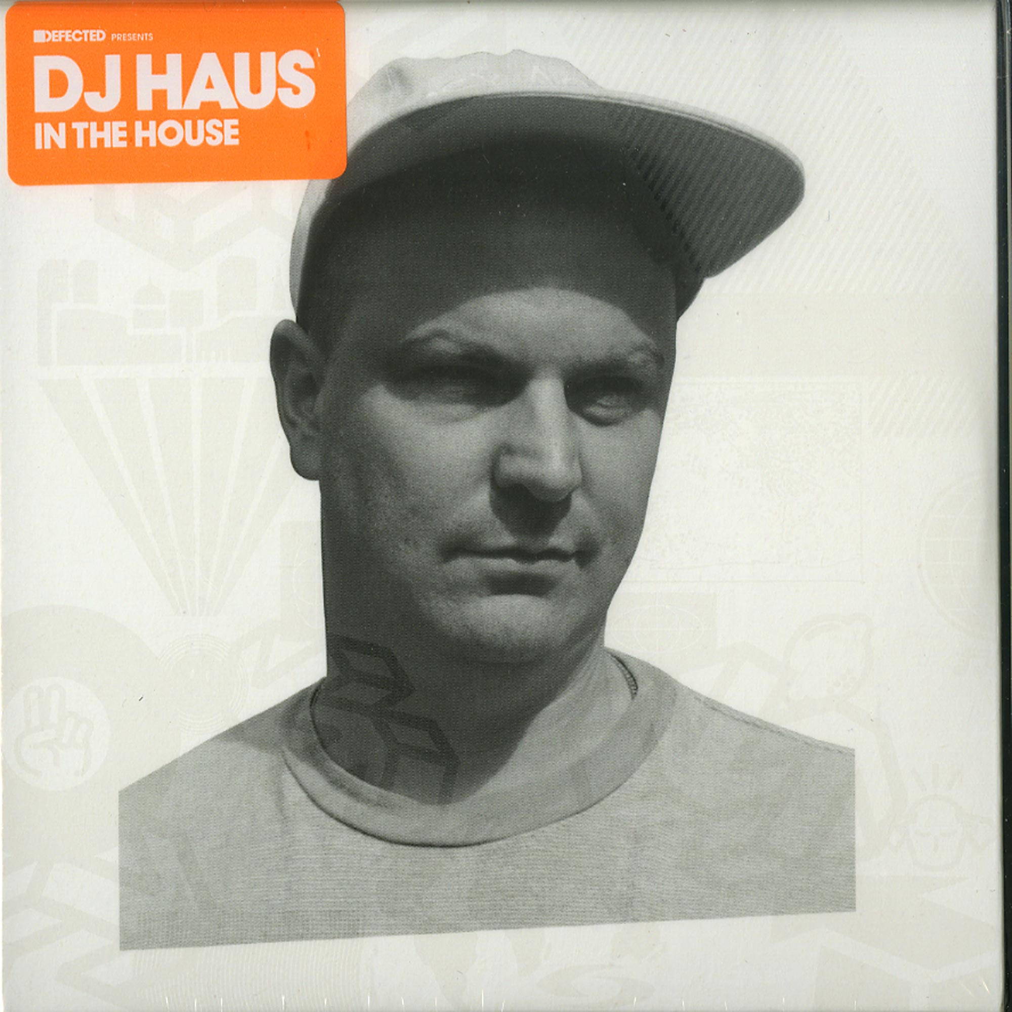 Various Artists - DEFECTED PRES: DJ HAUS IN THE HOUSE