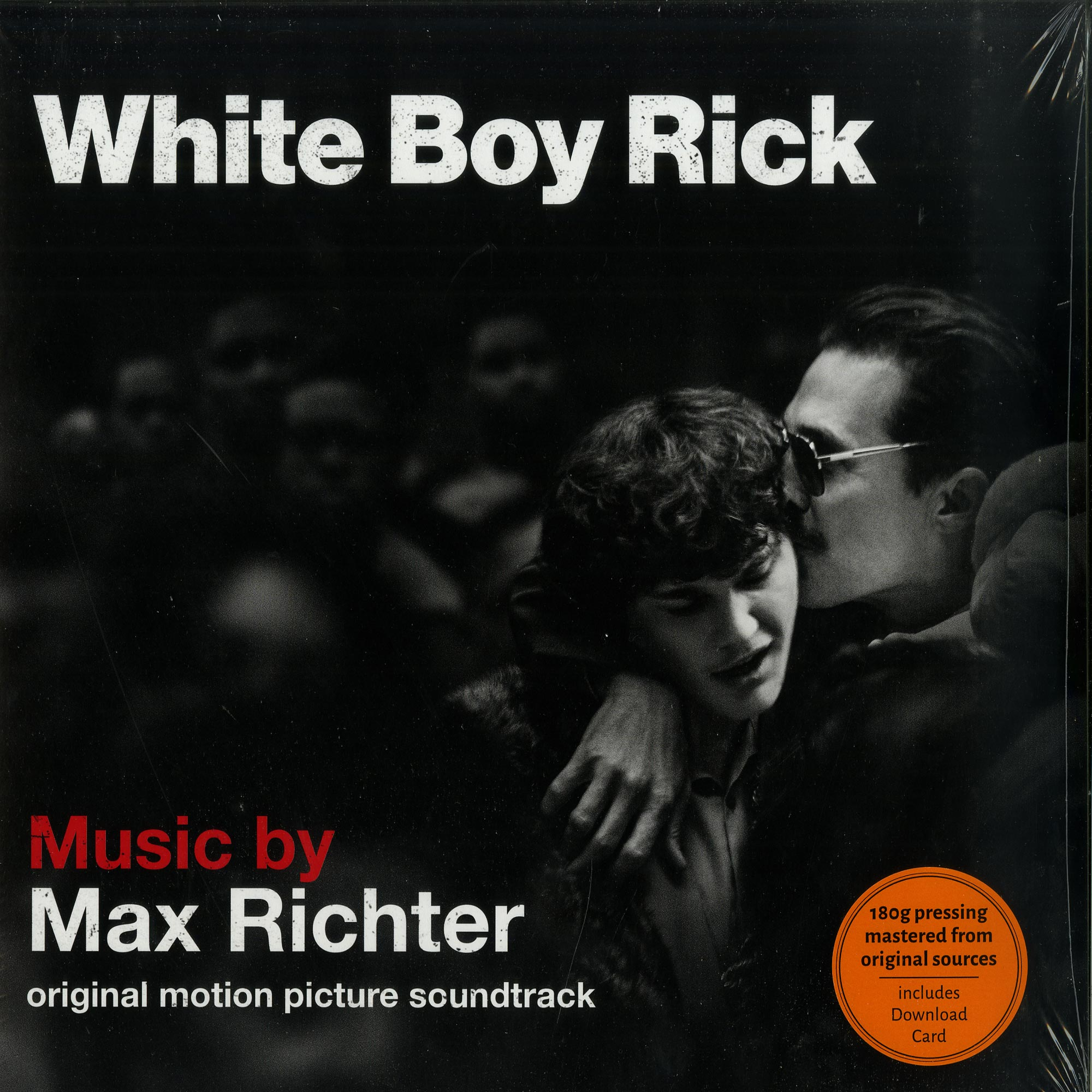 Max Richter - WHITE BOY RICK