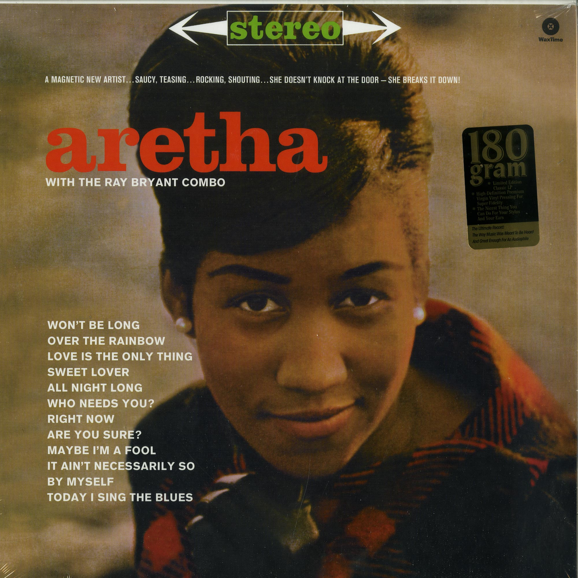 Aretha Franklin with the Ray Bryant Combo - ARETHA